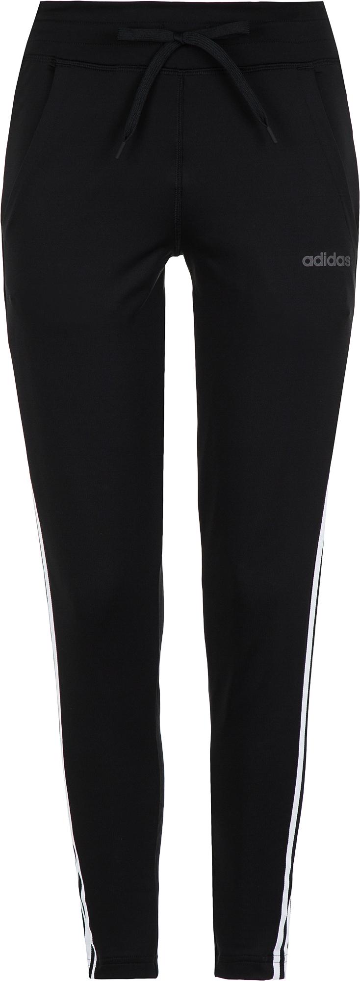 купить Adidas Брюки женские Adidas Design 2 Move 3-Stripes, размер 50-52 по цене 3499 рублей