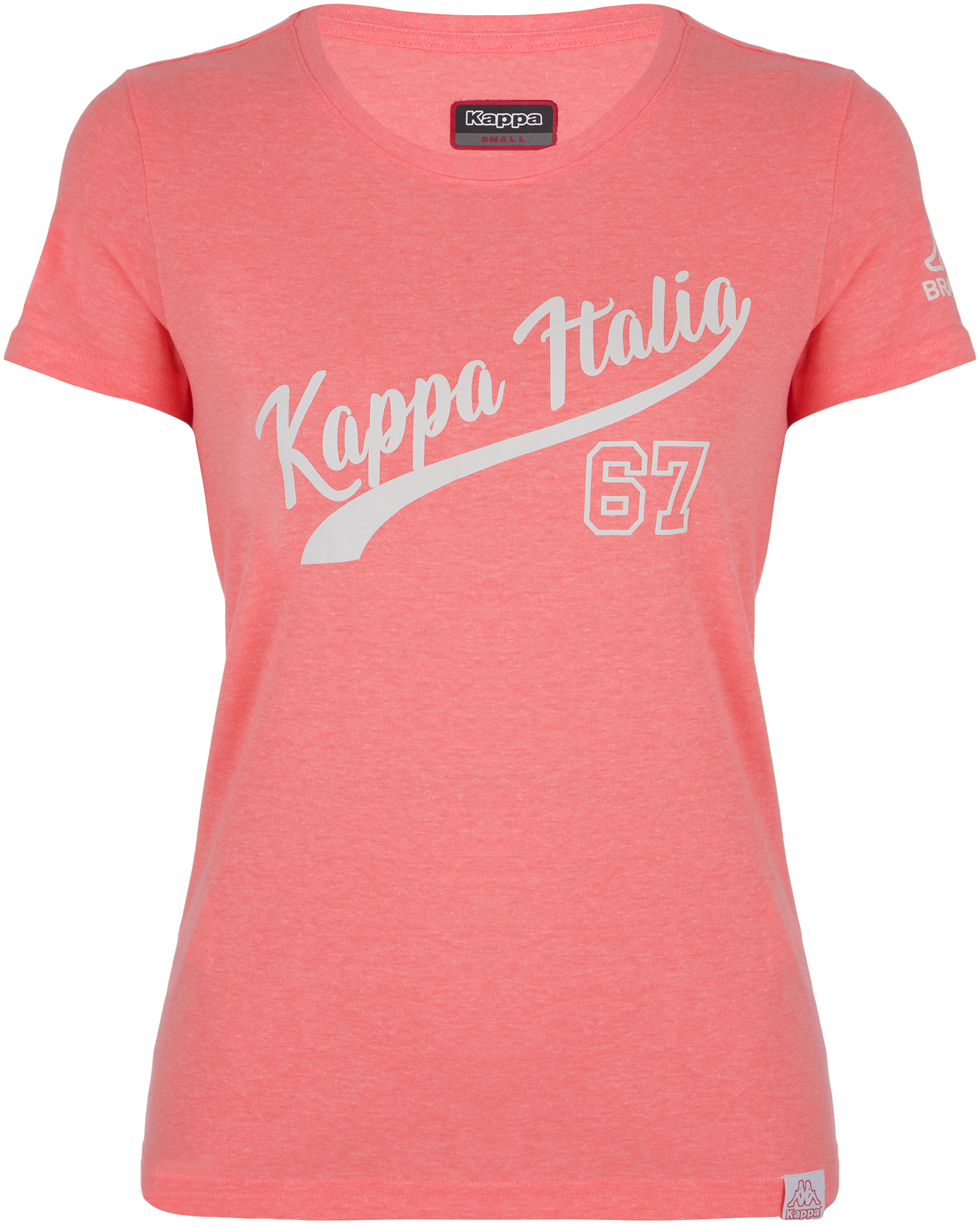 Kappa Футболка женская Kappa, размер 44 цена