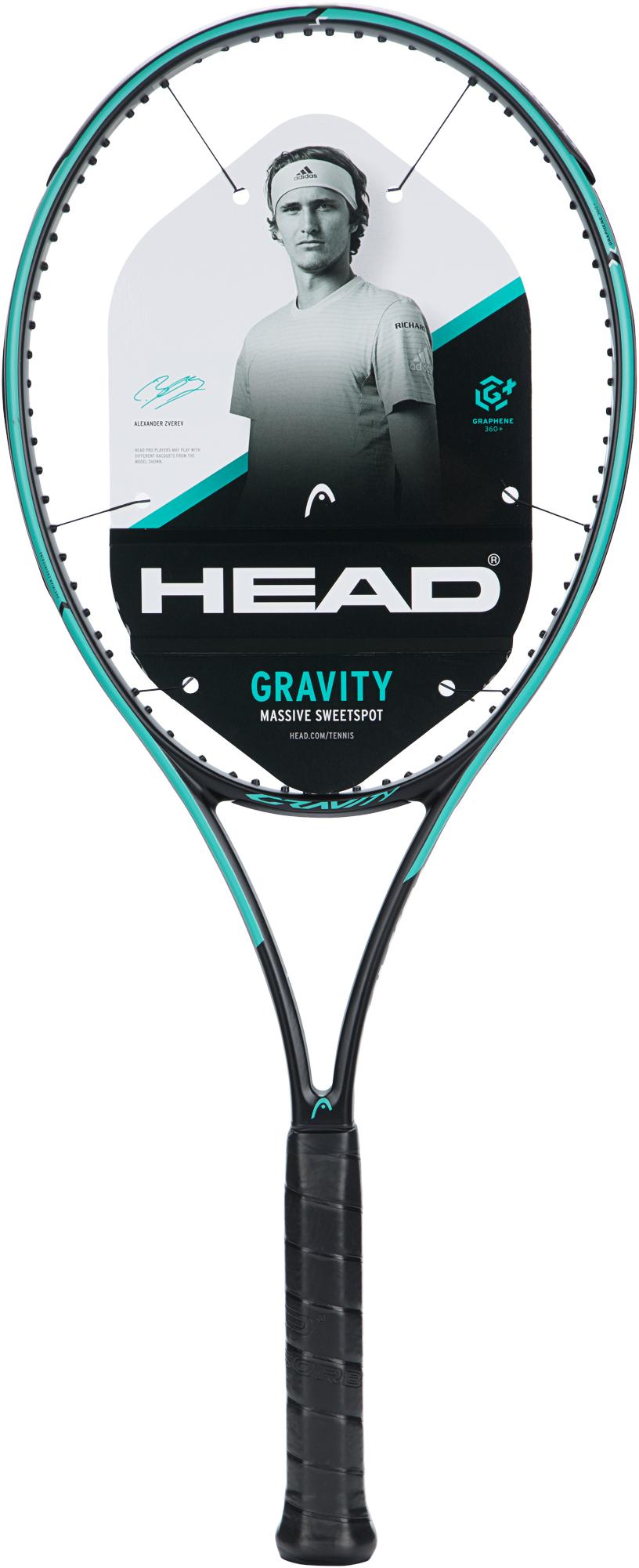 Head Ракетка для большого тенниса Head Graphene 360+ Gravity S head ракетка для большого тенниса head graphene 360 speed lite 27
