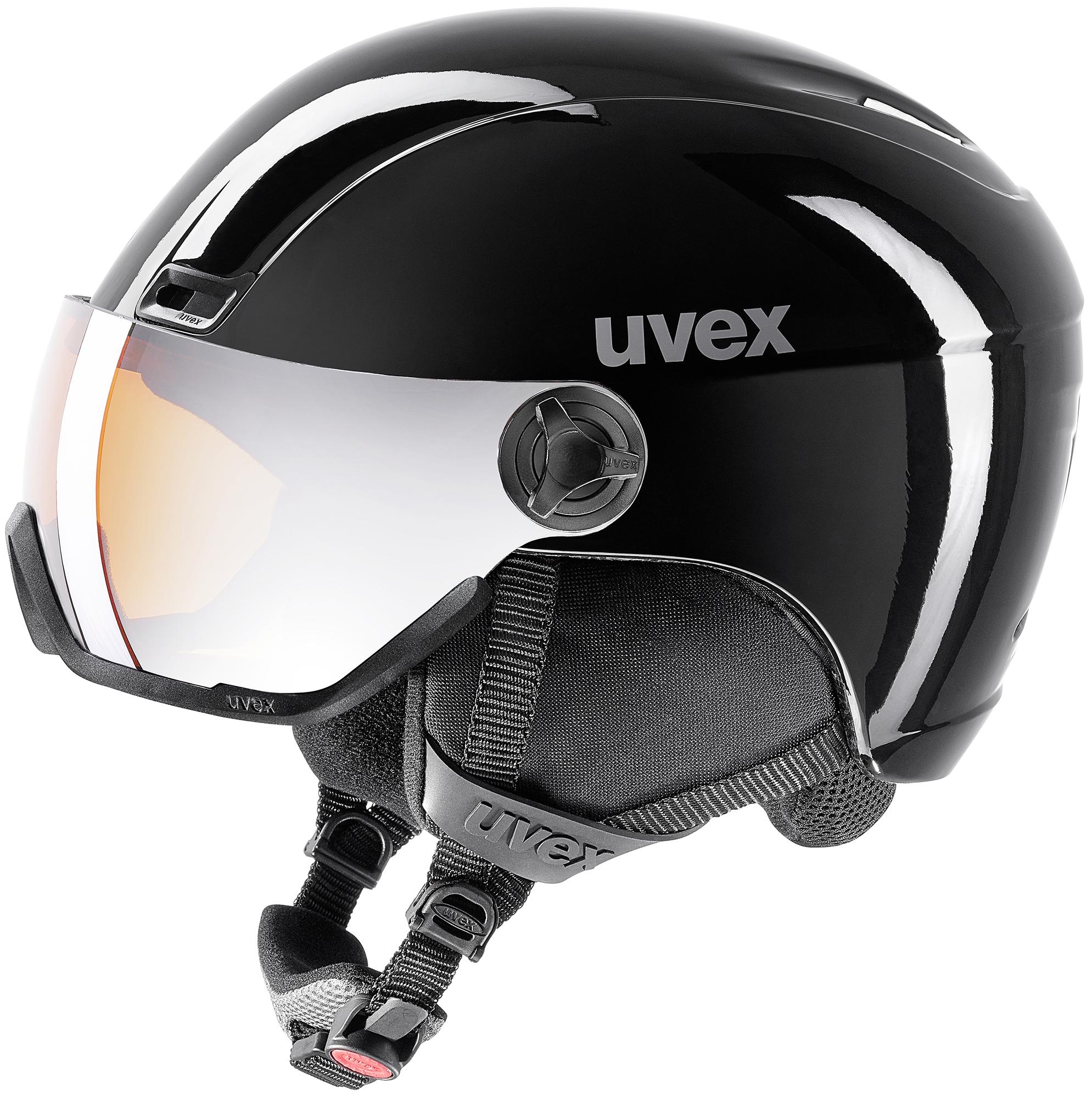 Uvex Шлем Uvex 400 Visor, размер 53-58