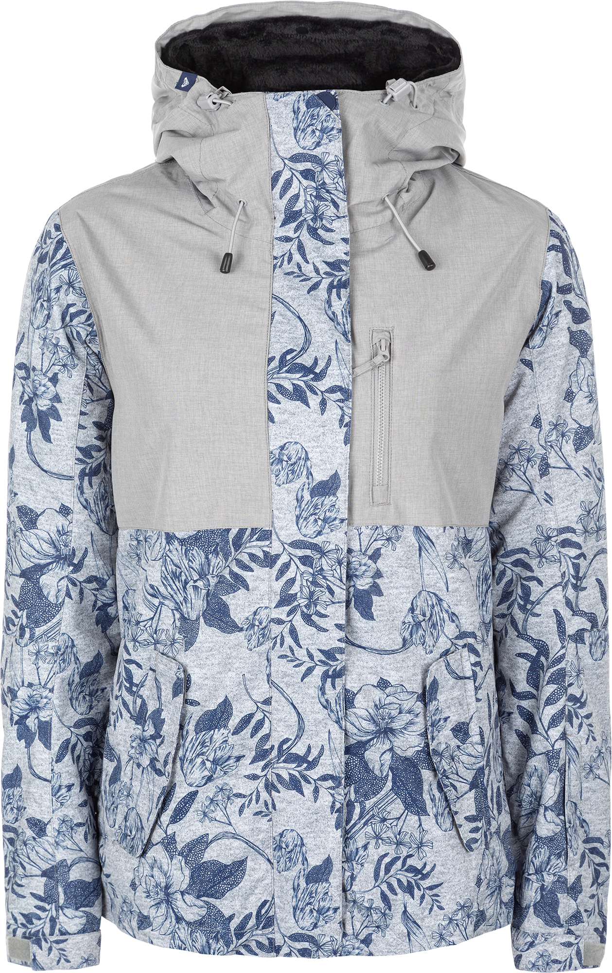 цена на Roxy Куртка женская Roxy Jetty 3 IN 1 JK, размер 42-44