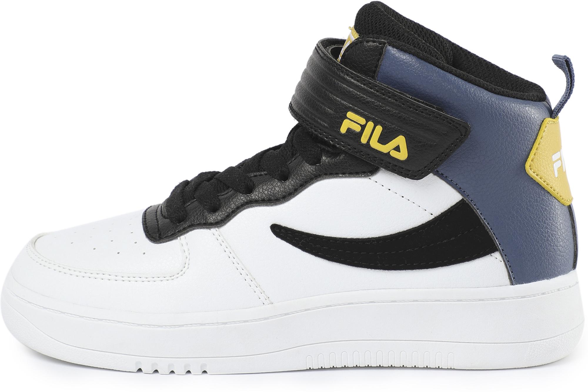 Fila Кеды высокие для мальчиков Fil High, размер 34