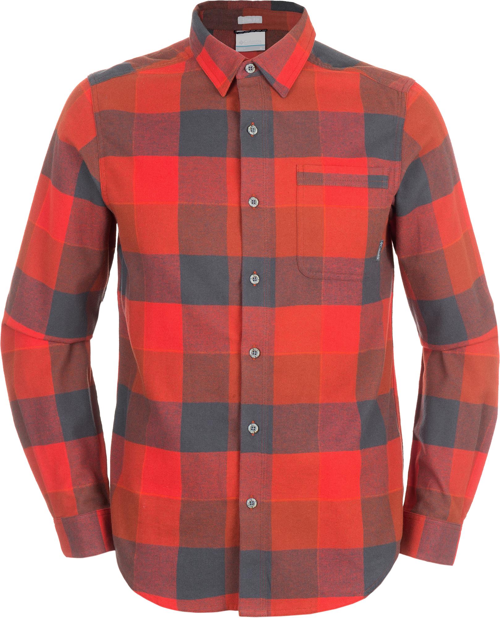Columbia Рубашка с длинным рукавом мужская Columbia Boulder Ridge columbia рубашка с длинным рукавом мужская columbia boulder ridge