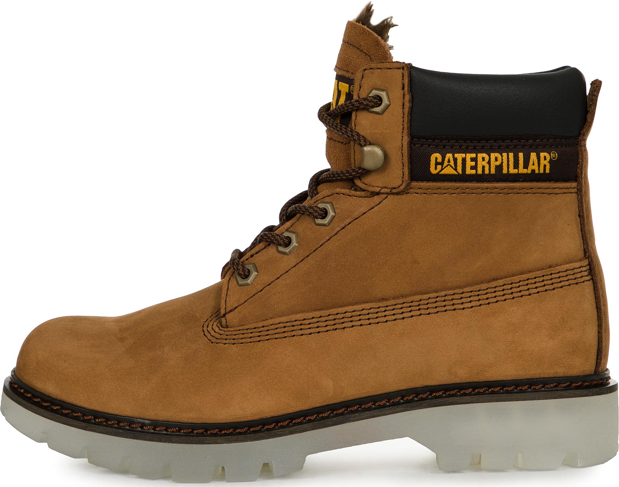 лучшая цена Caterpillar Ботинки женские утепленные Caterpillar LYRIC, размер 41