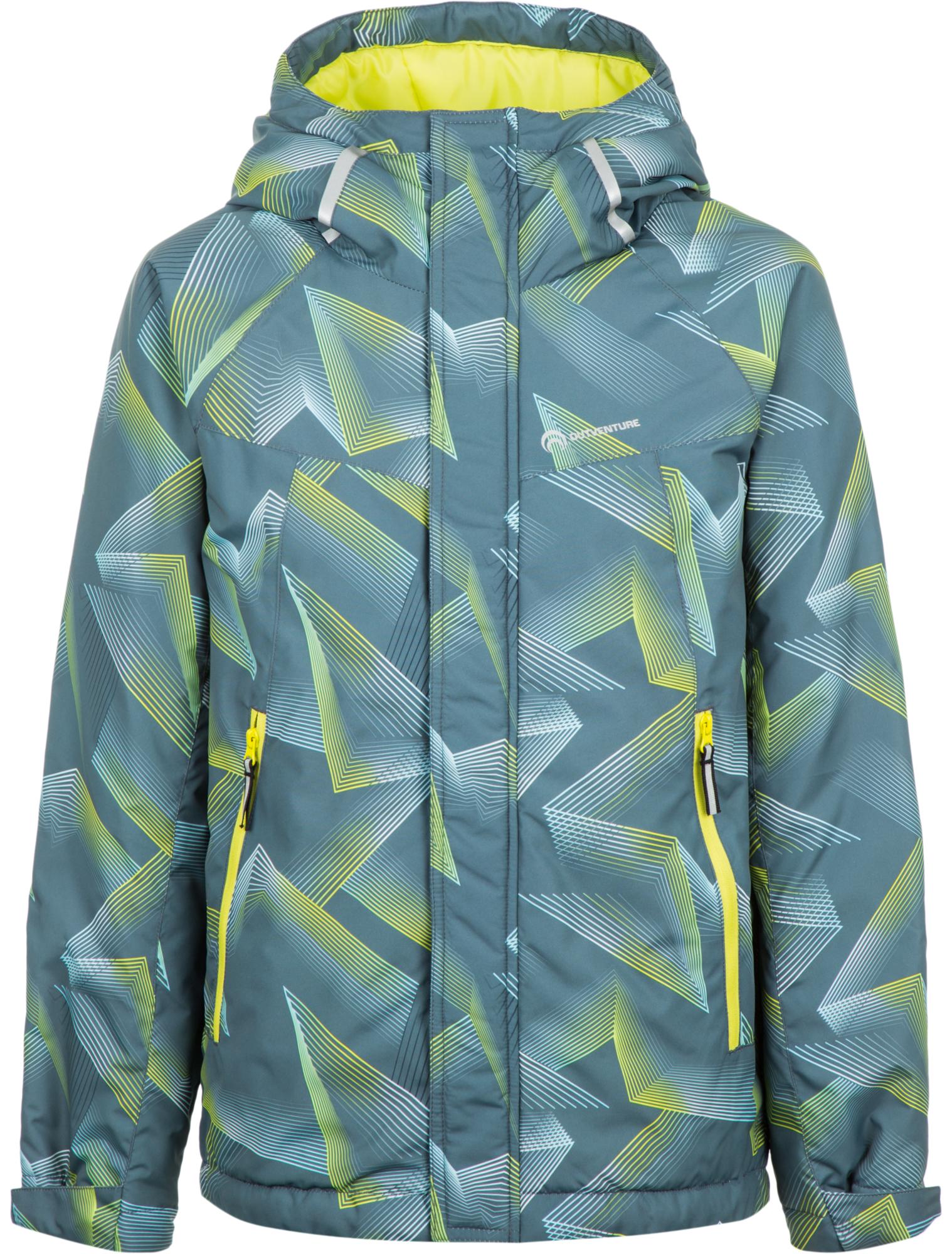 Outventure Куртка утепленная для мальчиков Outventure, размер 158 prada утепленная куртка на молнии