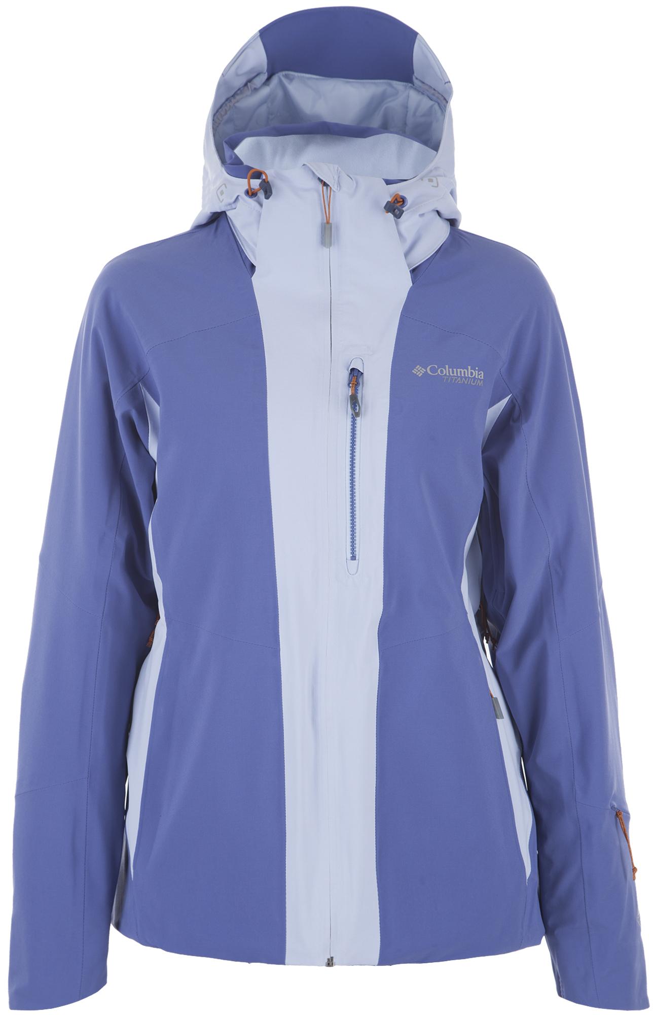 Columbia Куртка утепленная женская Columbia Snow Rival, размер 46 цена и фото