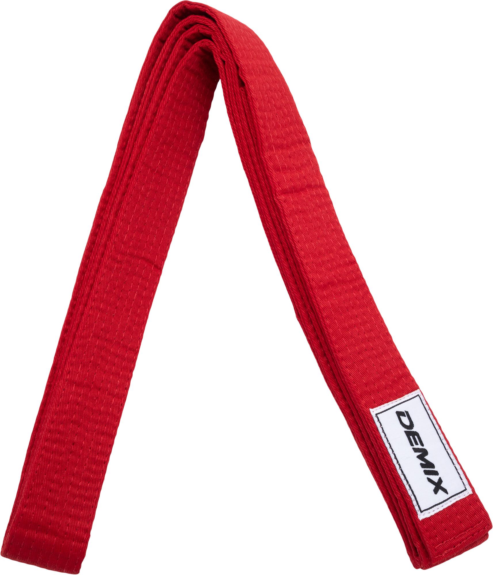 все цены на Demix Пояс для кимоно Demix, 280 см онлайн