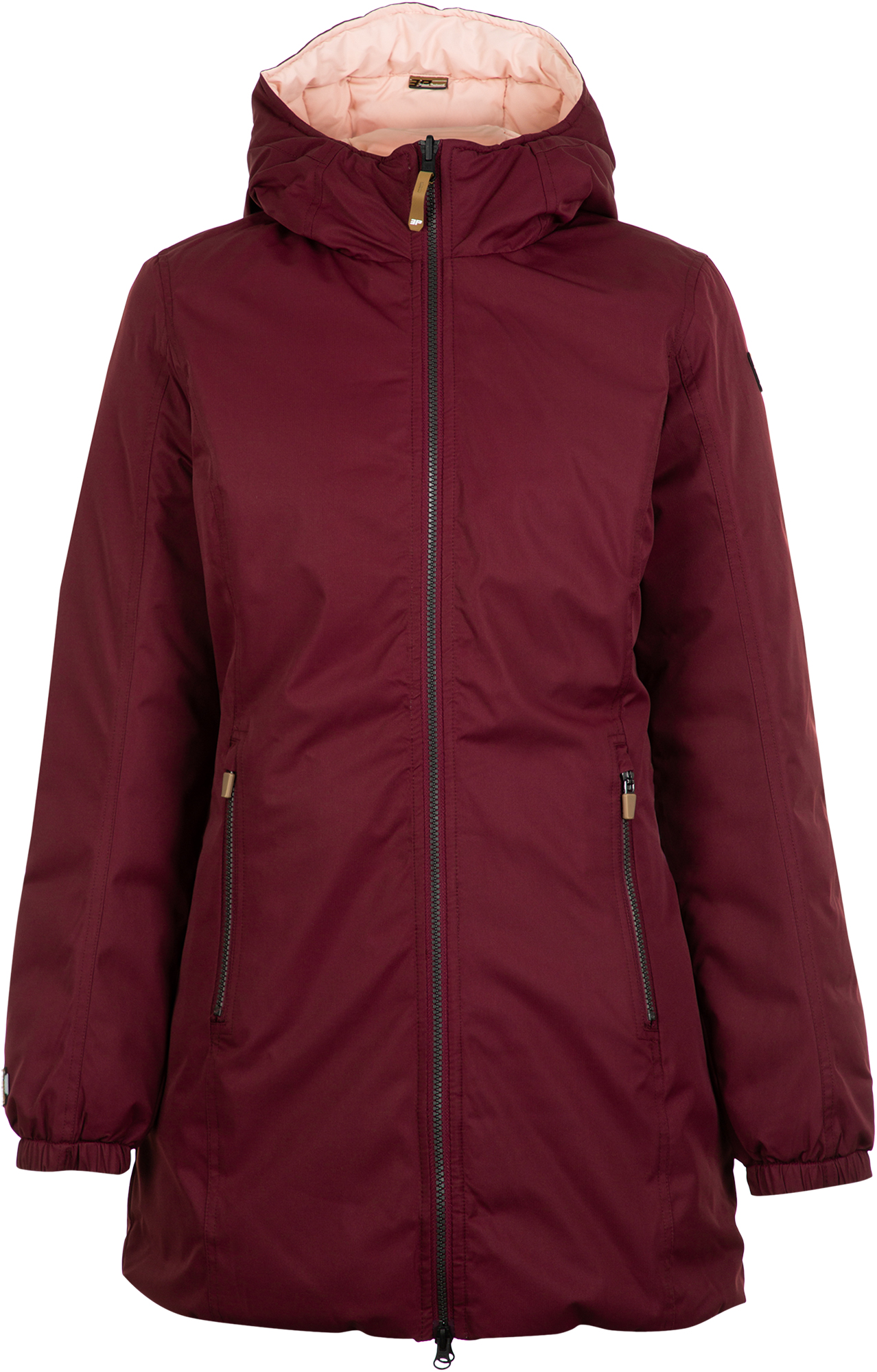 IcePeak Куртка утепленная женская Philippi, размер 52