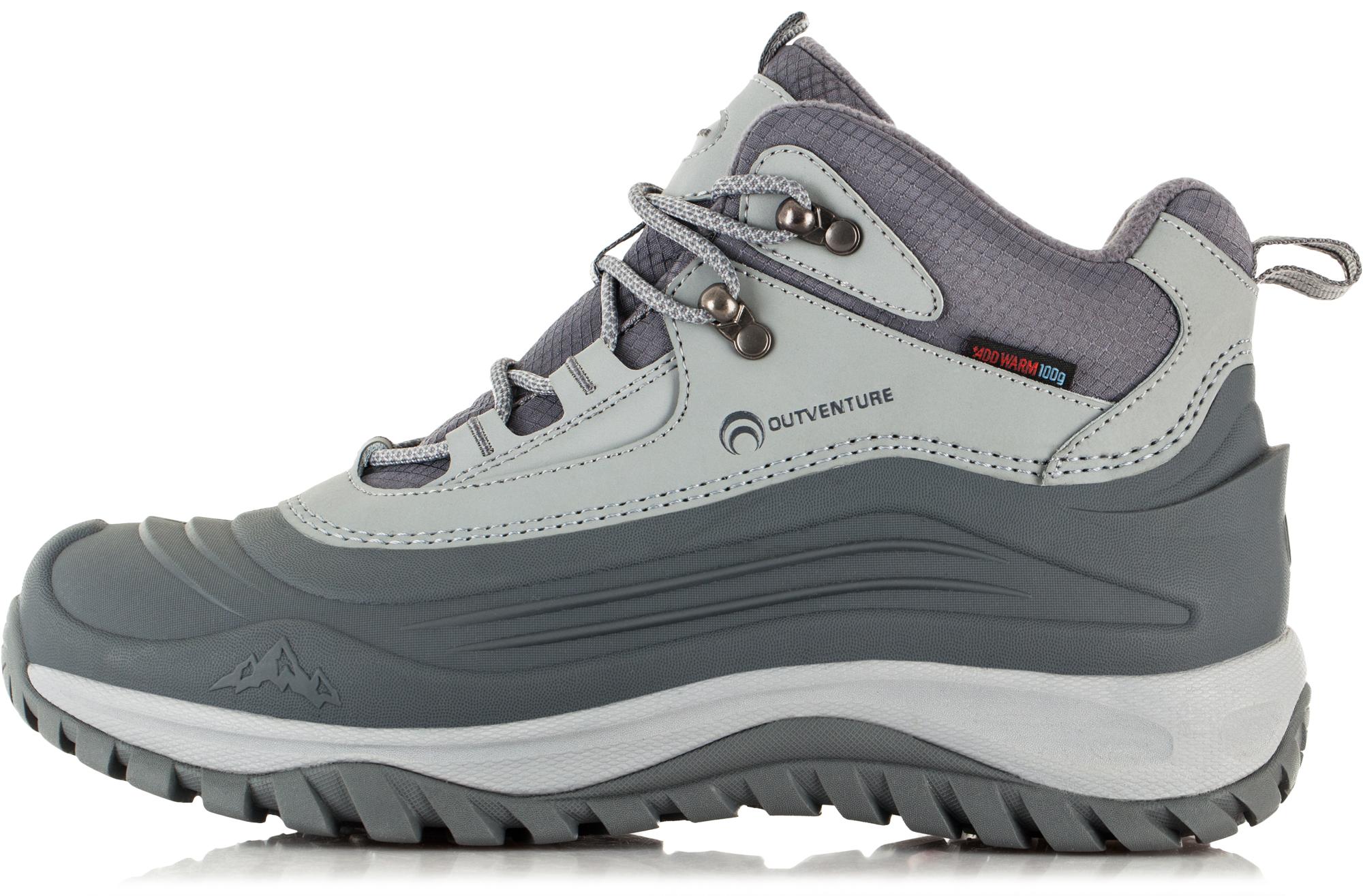 Outventure Ботинки утепленные мужские Outventure Snowstorm, размер 46 outventure ботинки утепленные для мальчиков outventure