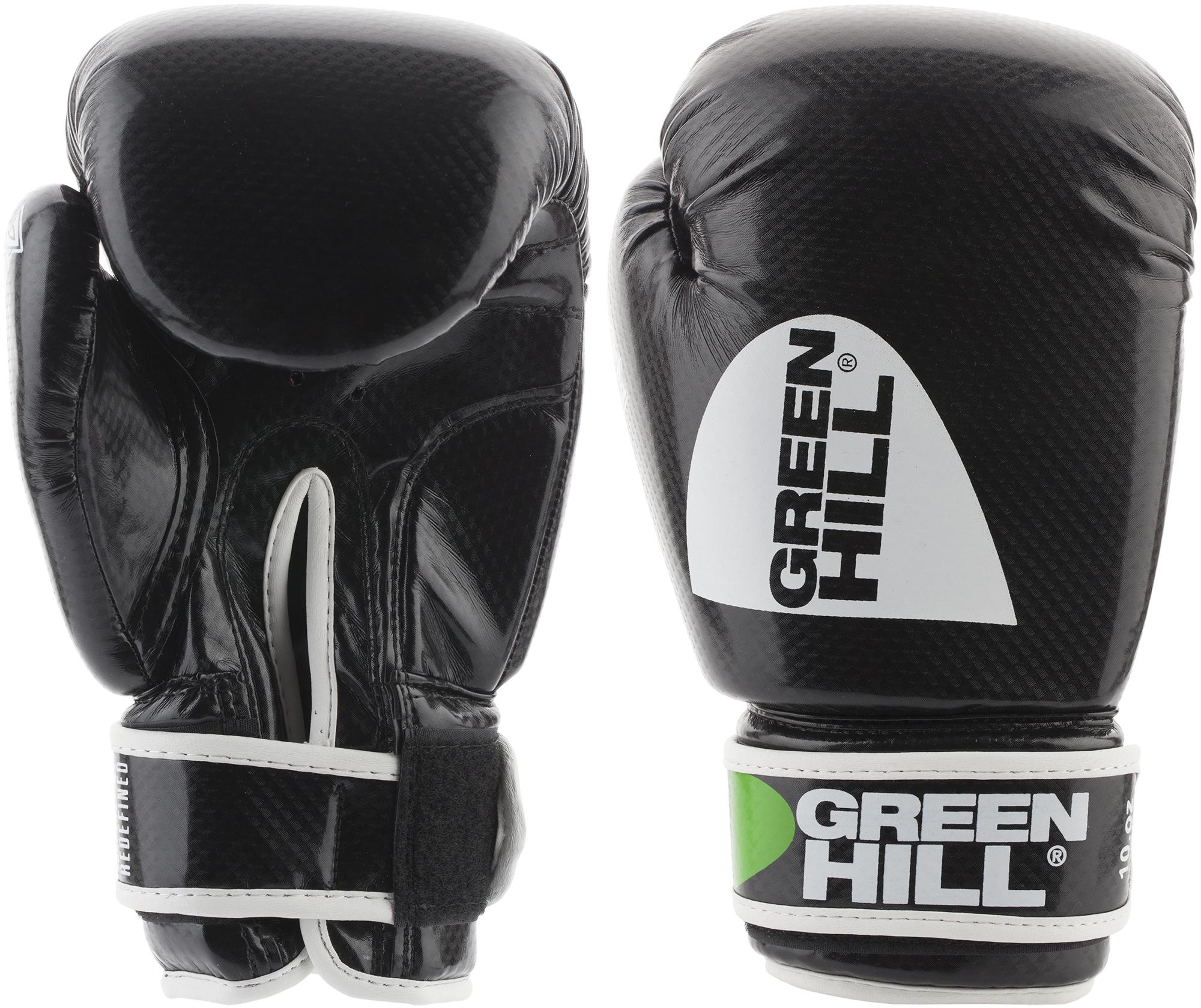 Green Hill Перчатки боксерские Green Hill Dragon