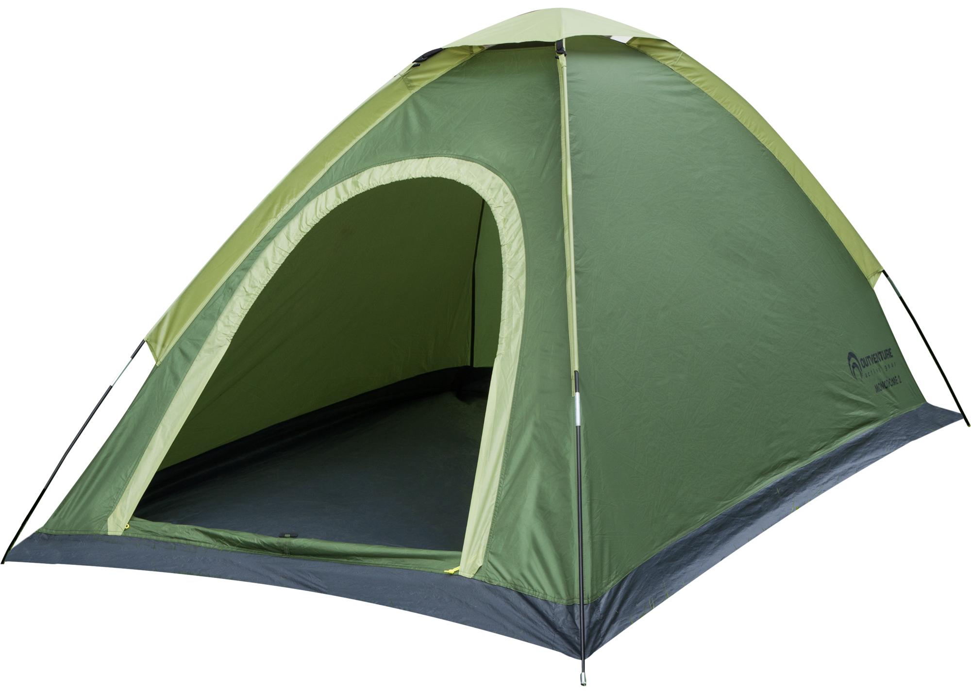Outventure Палатка 2-местная Outventure Monodome 2