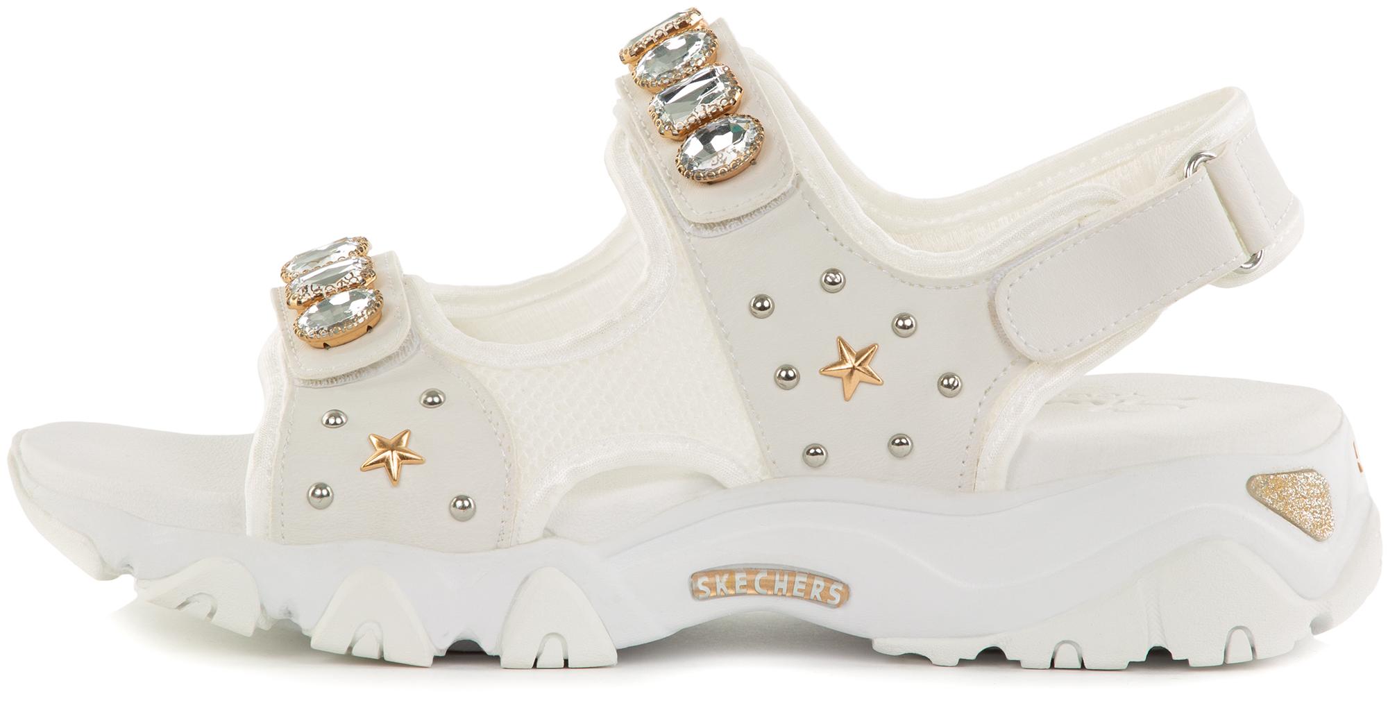 Сандалии женские Skechers D'Lites 2.0 Charm Box, размер 36