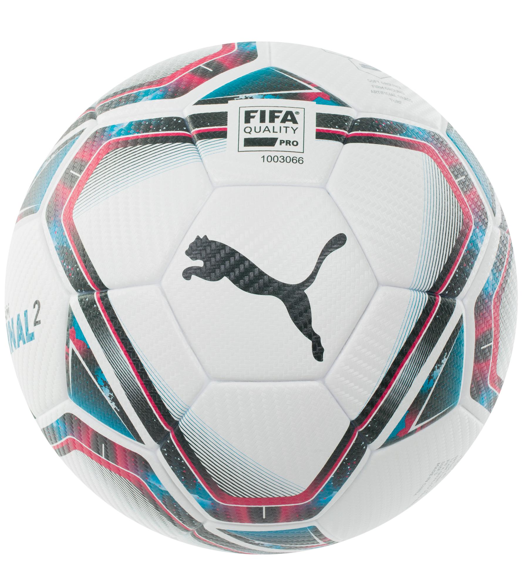 PUMA Футбольный мяч Puma TEAMFINAL 21.2 FIFA QUALITY PRO puma мяч футбольный puma superhero lite