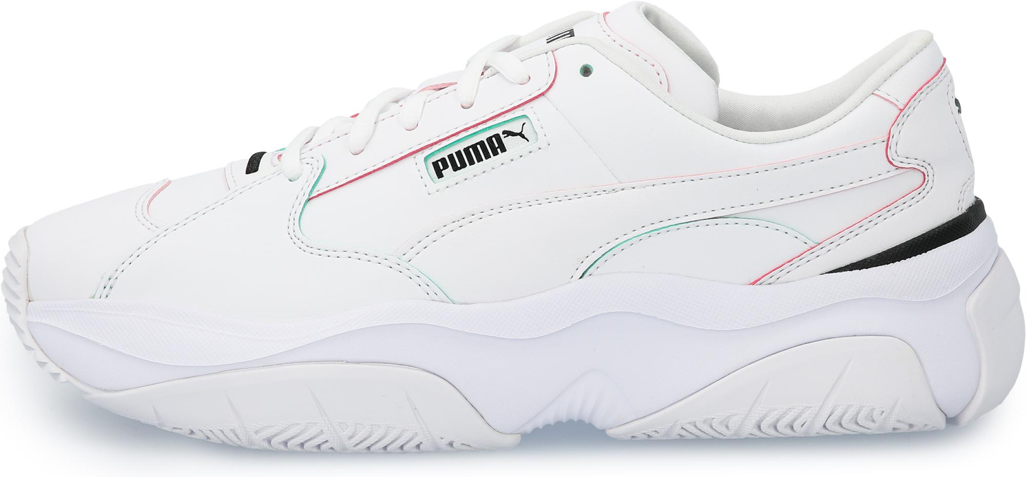 Puma Кроссовки женские Puma Storm.Y Pop, размер 39 цена 2017