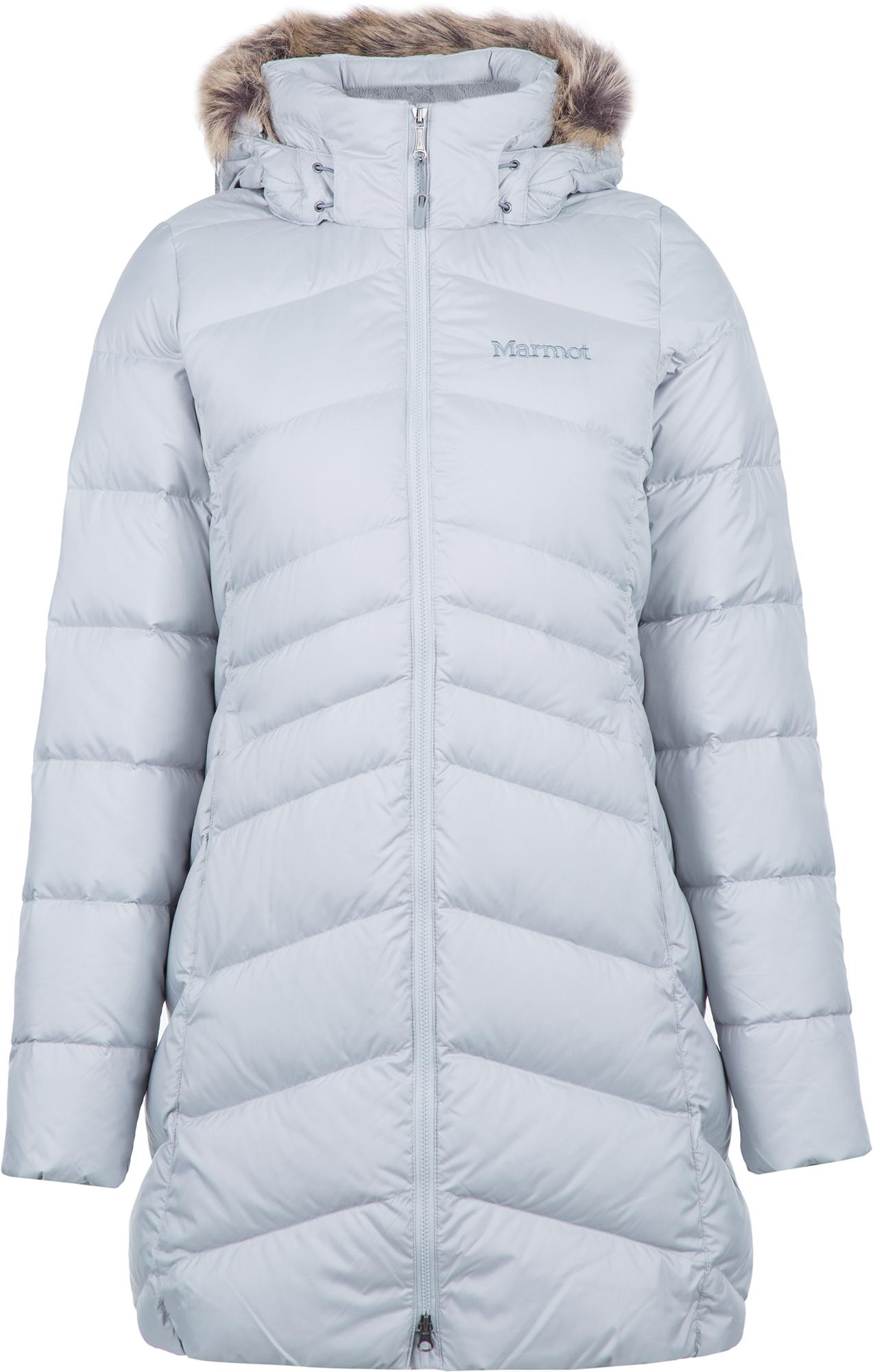 цена на Marmot Куртка пуховая женская Marmot Montreal, размер 54-56