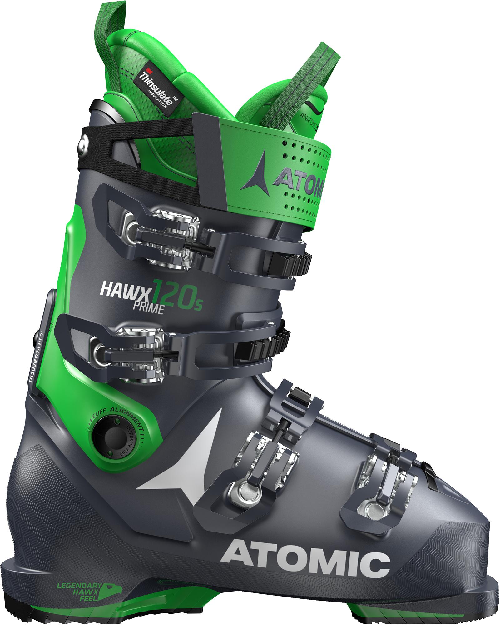 Atomic Ботинки горнолыжные HAWX PRIME 120 S, размер 31 см
