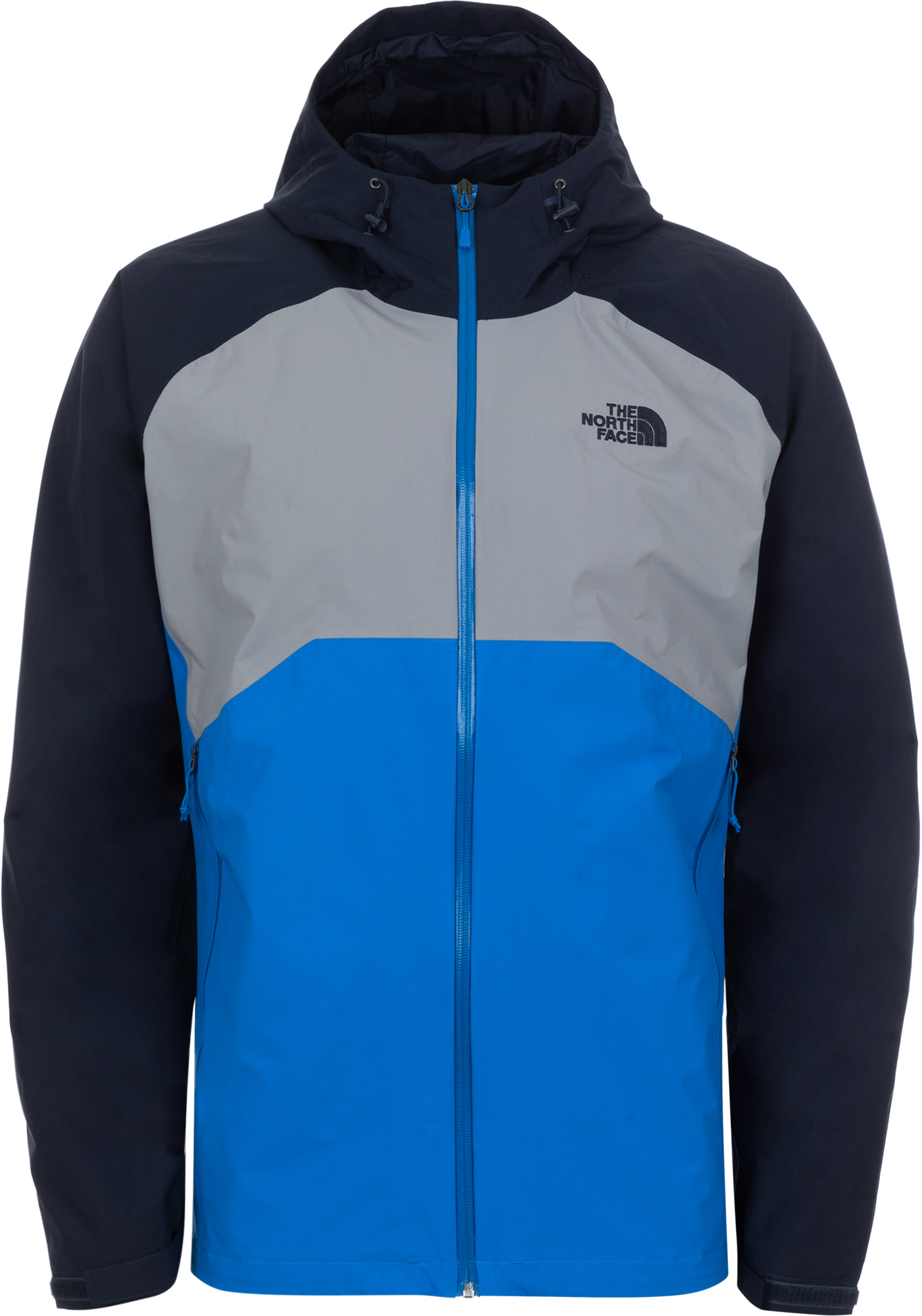 The North Face Ветровка мужская The North Face Stratos, размер 52 цена и фото