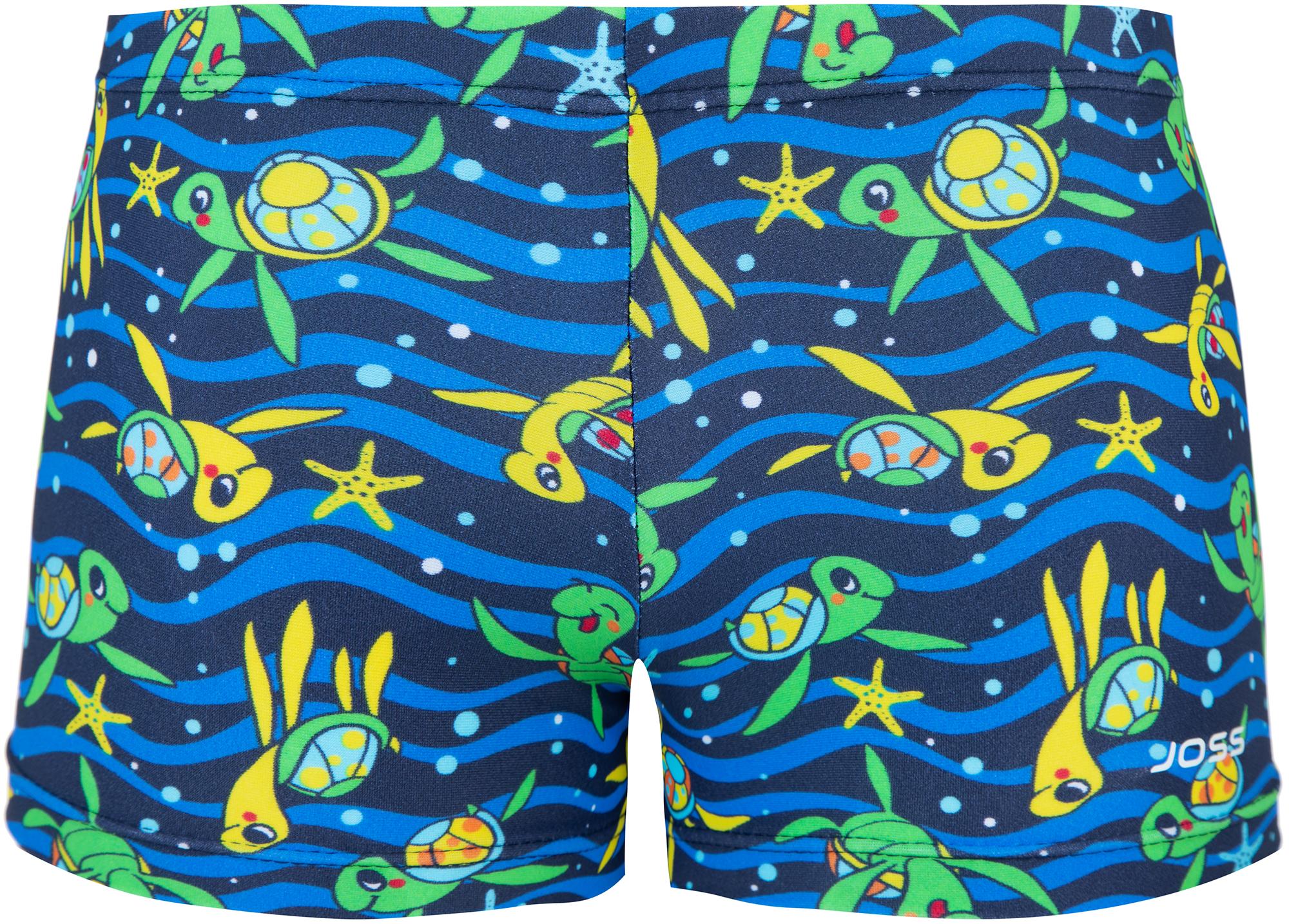Плавки-шорты для мальчиков Joss, размер 122
