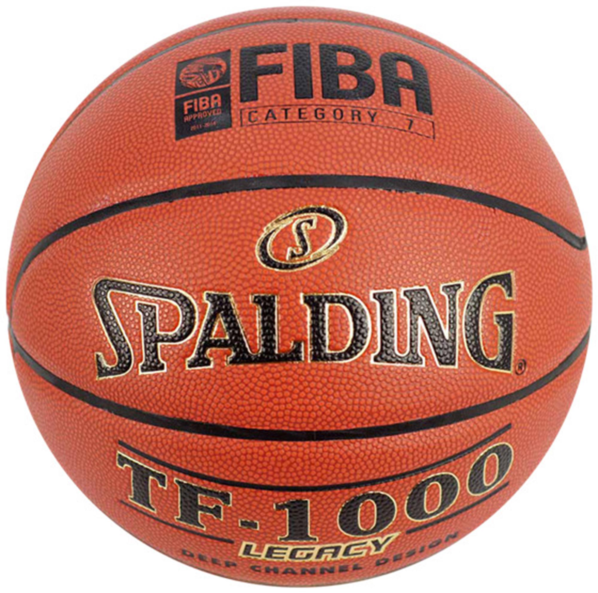 Spalding Мяч баскетбольный Spalding TF-1000 Legacy FIBA цена и фото