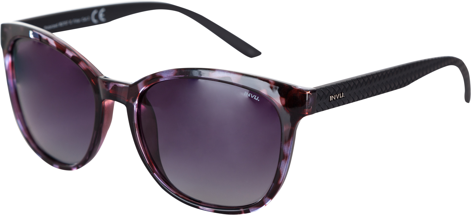 Invu Солнцезащитные очки женские Invu солнцезащитные очки tehmoda очки tm0025 g 6 sk skateboard