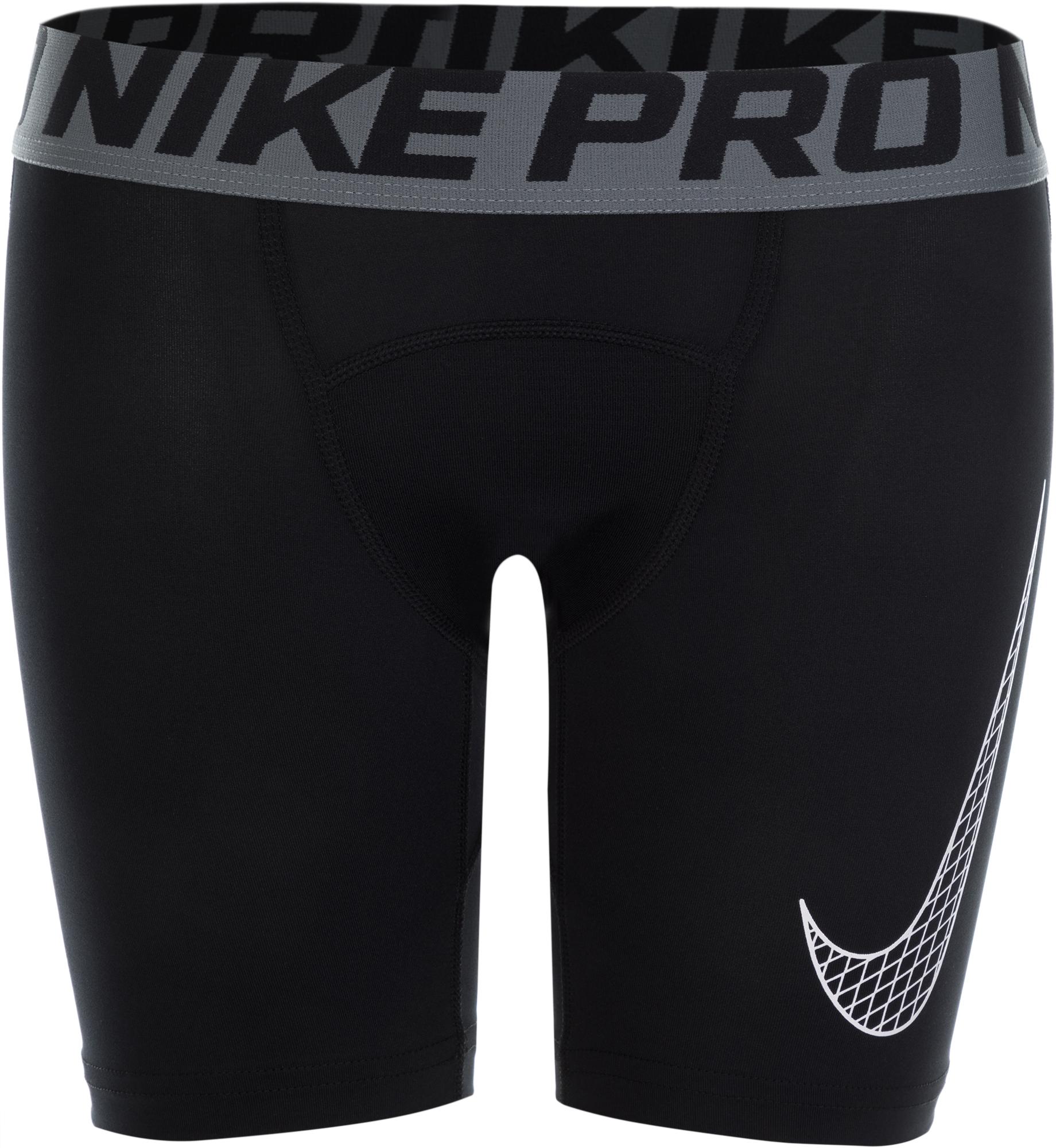 все цены на Nike Шорты для мальчиков Nike Pro, размер 158-170