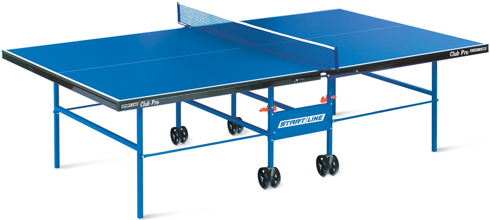 Start line Теннисный стол для помещений START LINE Club-Pro цена 2017