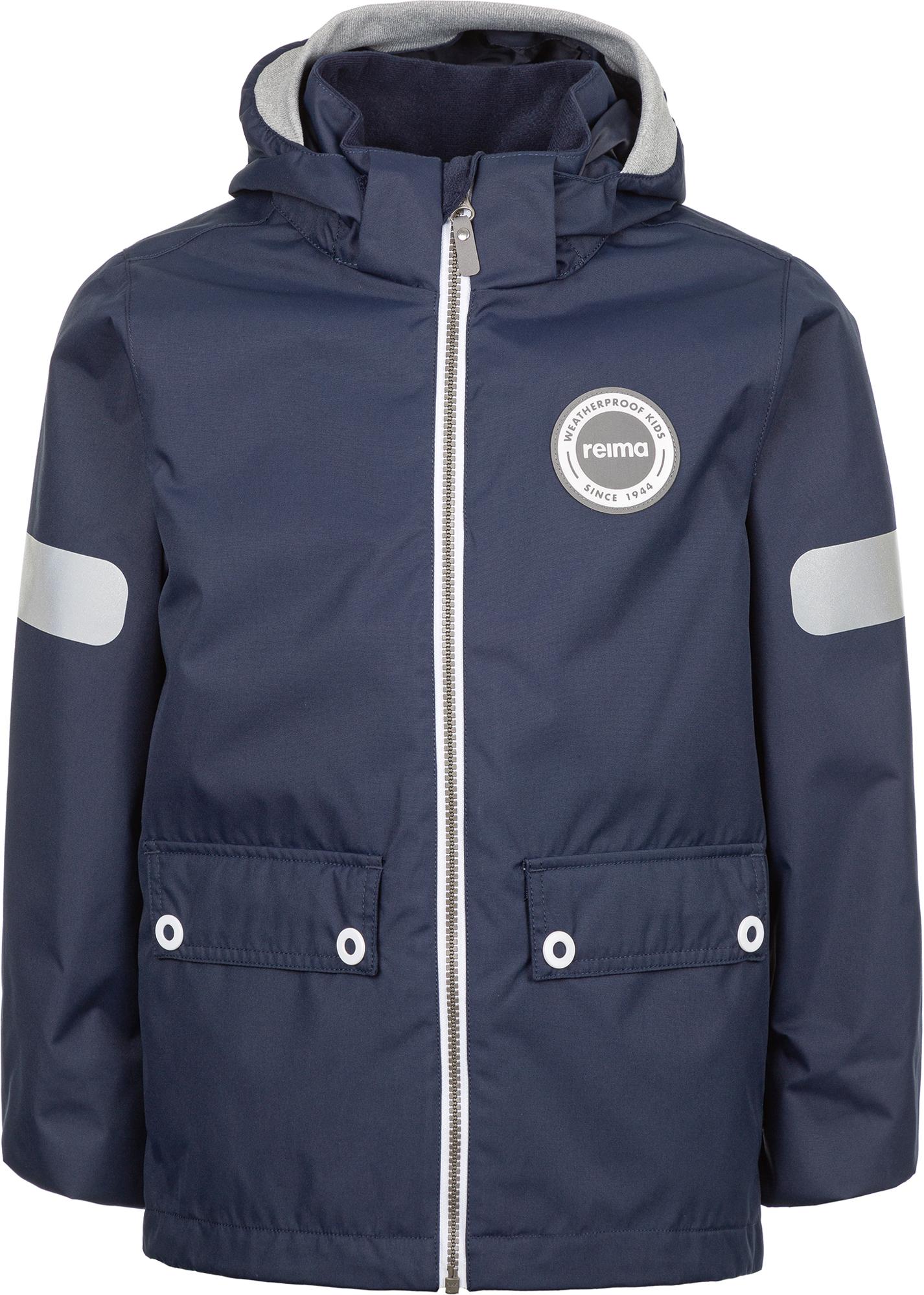 Reima Куртка утепленная для мальчиков Reima Sydvest, размер 134 цена