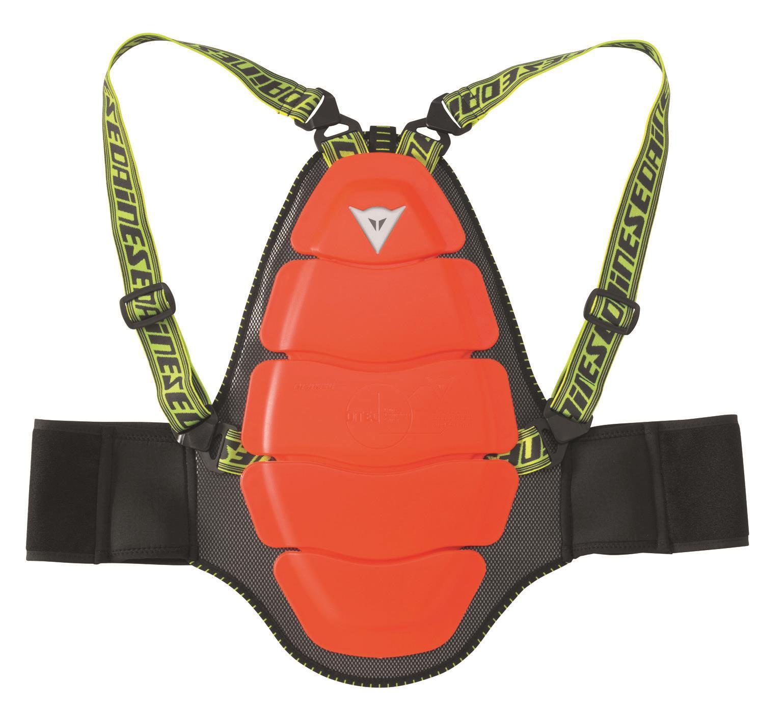 Dainese Защита спины детская  Back Protector 02 Evo, размер 44-46