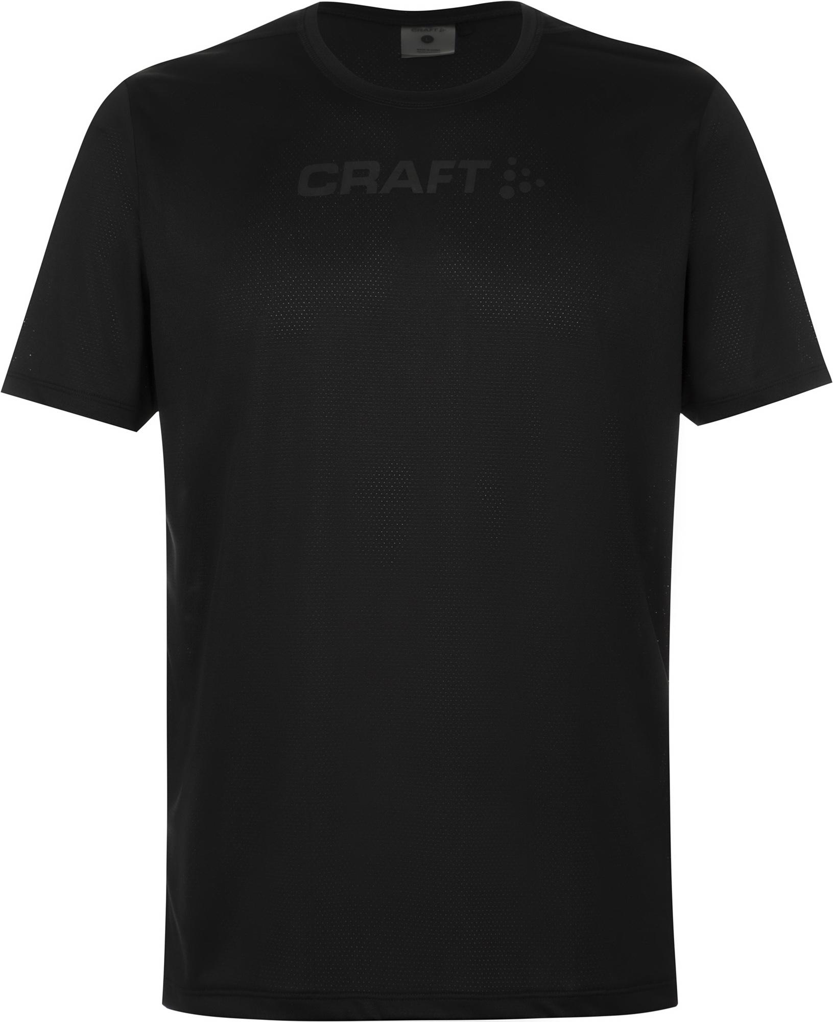 Фото - Craft Футболка мужская Craft Core Essence, размер 46-48 craft шорты мужские craft essence размер 46 48