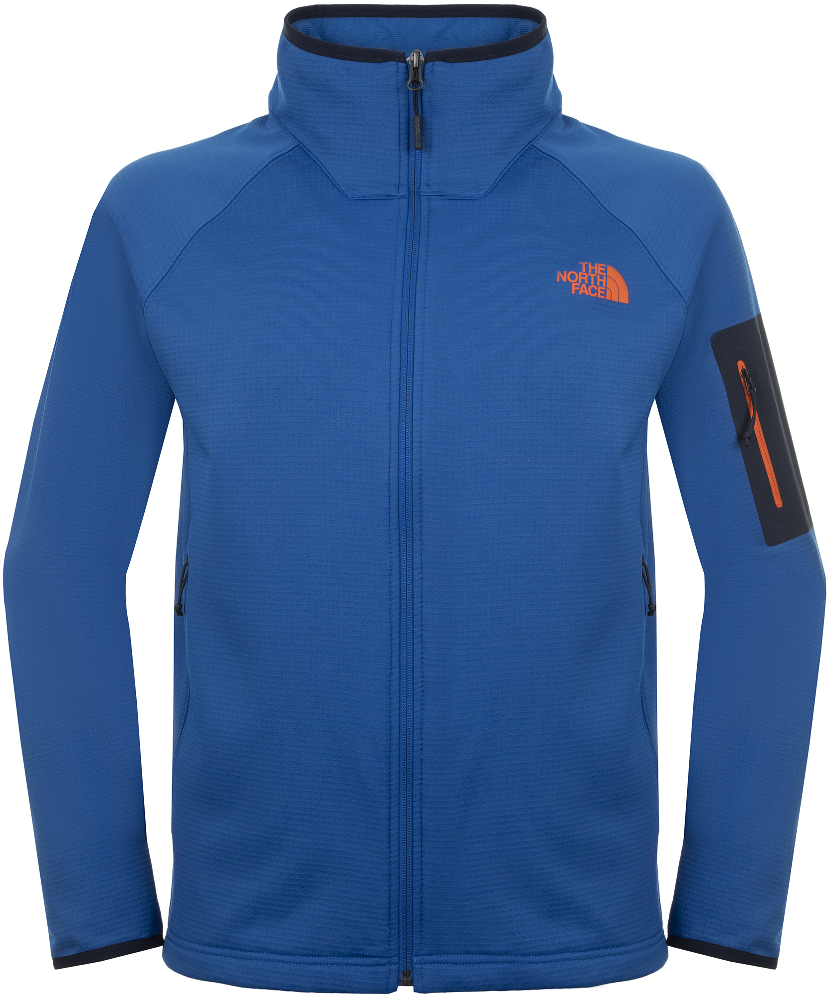 The North Face Джемпер флисовый мужской The North Face Borod, размер 52 the north face джемпер флисовый женский the north face impendor powerdry размер 48