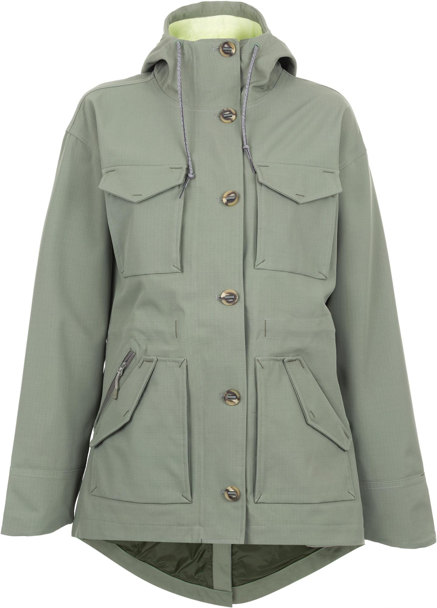 цена на Mountain Hardwear Ветровка женская Mountain Hardwear Overlook, размер 46