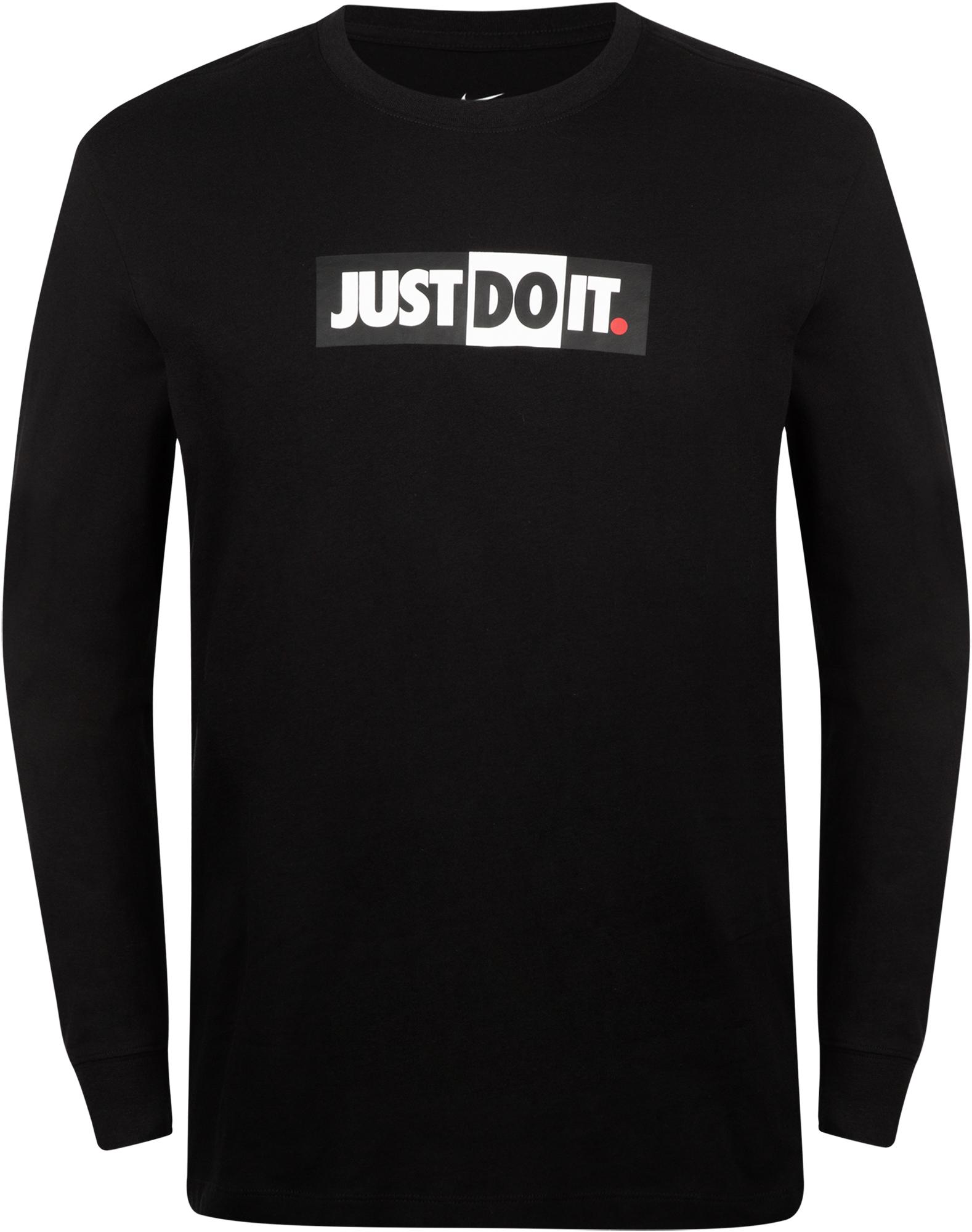 Фото - Nike Свитшот мужской Nike Sportswear JDI, размер 50-52 nike свитшот мужской nike sportswear just do it размер 52 54