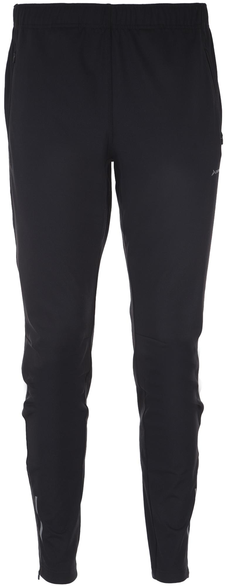Demix Брюки мужские Demix, размер 54 брюки мужские sela цвет темно серый меланж pk 2415 012 8310 размер xxl 54