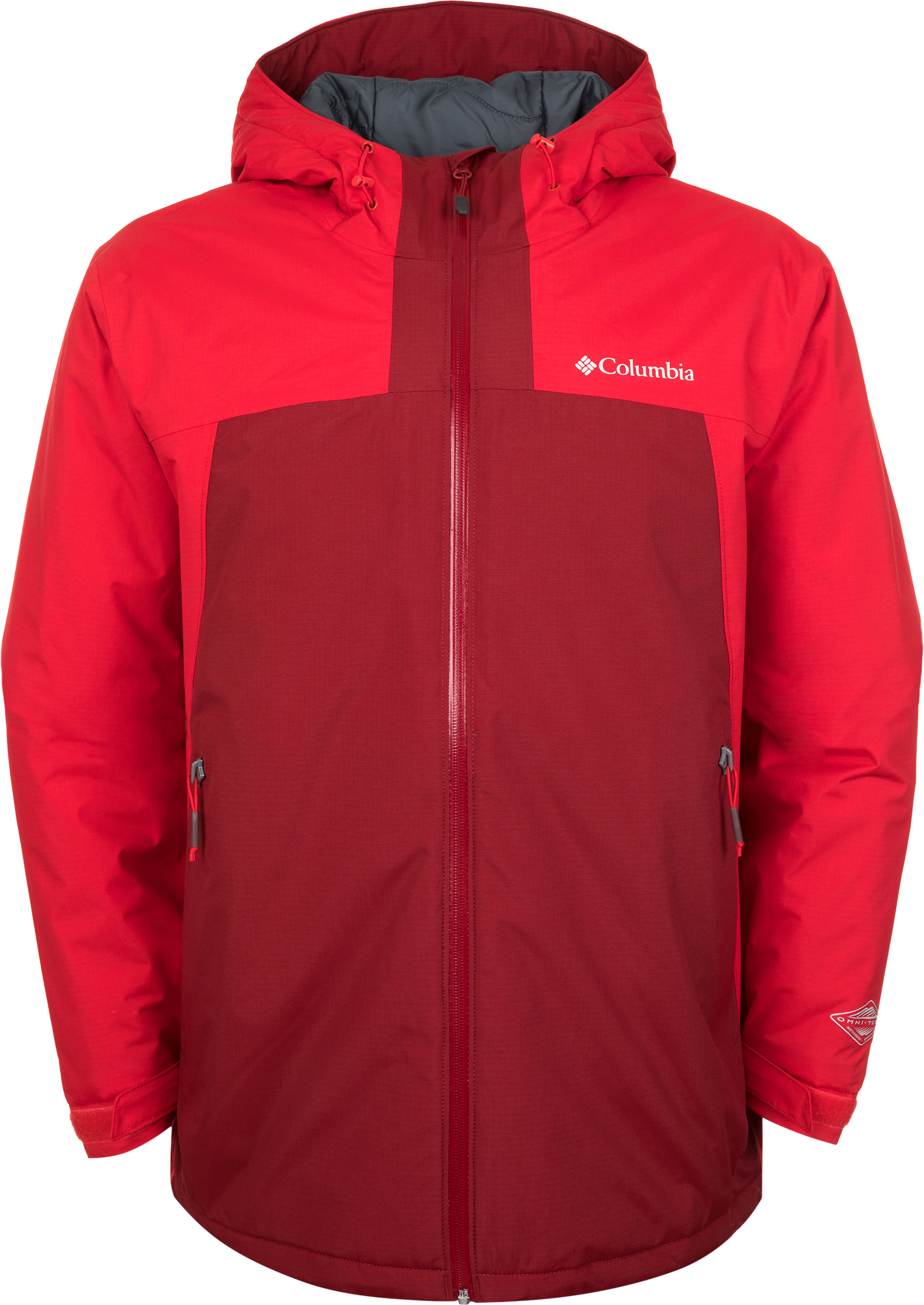 Columbia Куртка утепленная мужская Columbia Sprague Mountain, размер 52-54