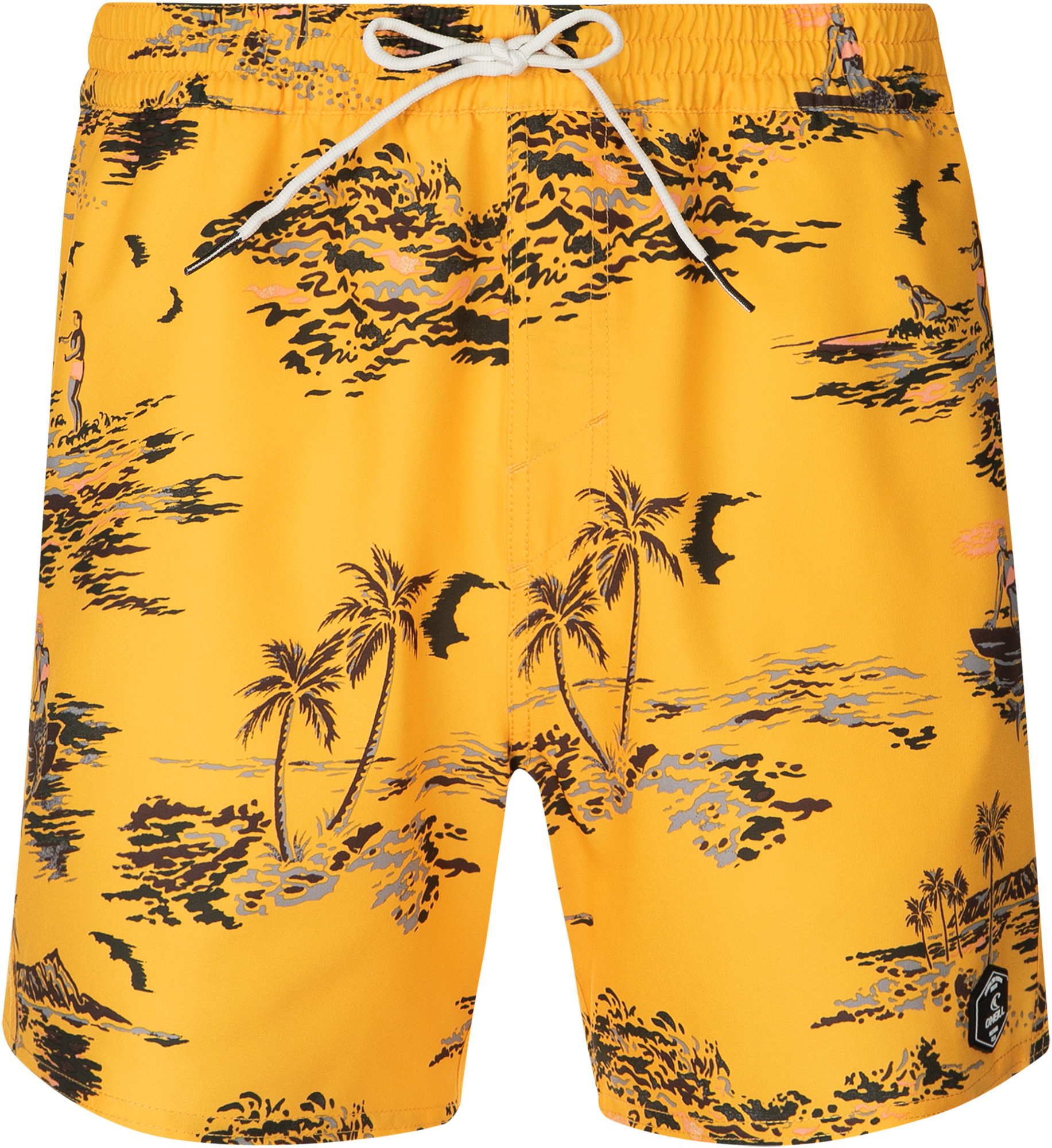 O'Neill Шорты пляжные мужские O'Neill Tropical, размер 52-54 шорты для плавания o neill o neill on355emaycr6