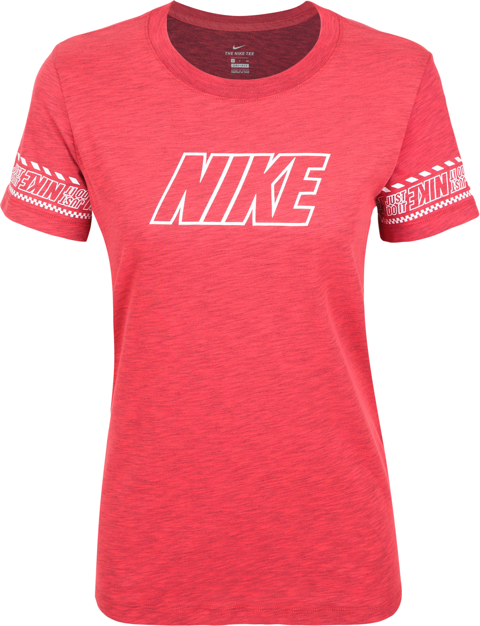 Nike Футболка женская  Dri-FIT, размер 48-50
