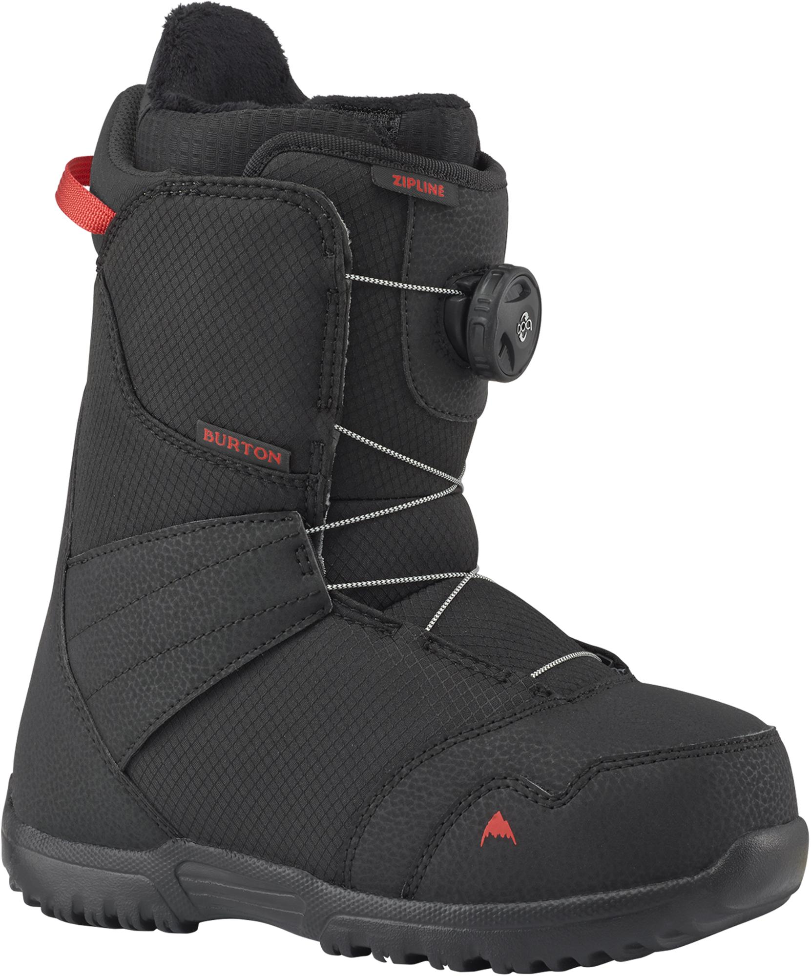Burton Сноубордические ботинки детские Burton Zipline Boa, размер 39 цены онлайн