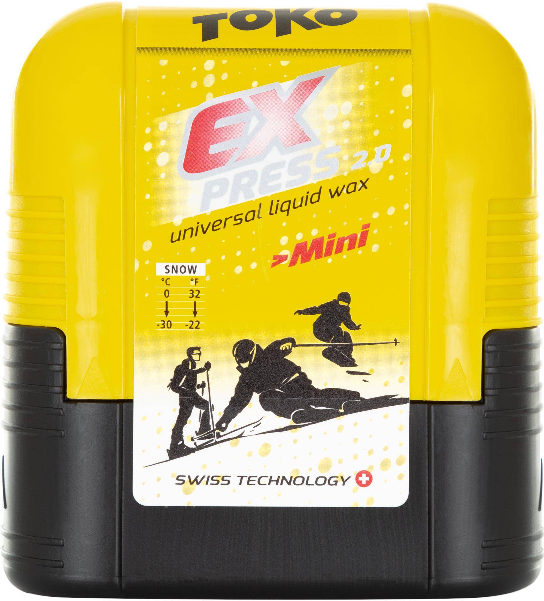 Toko Мазь скольжения TOKO Express Mini недорого
