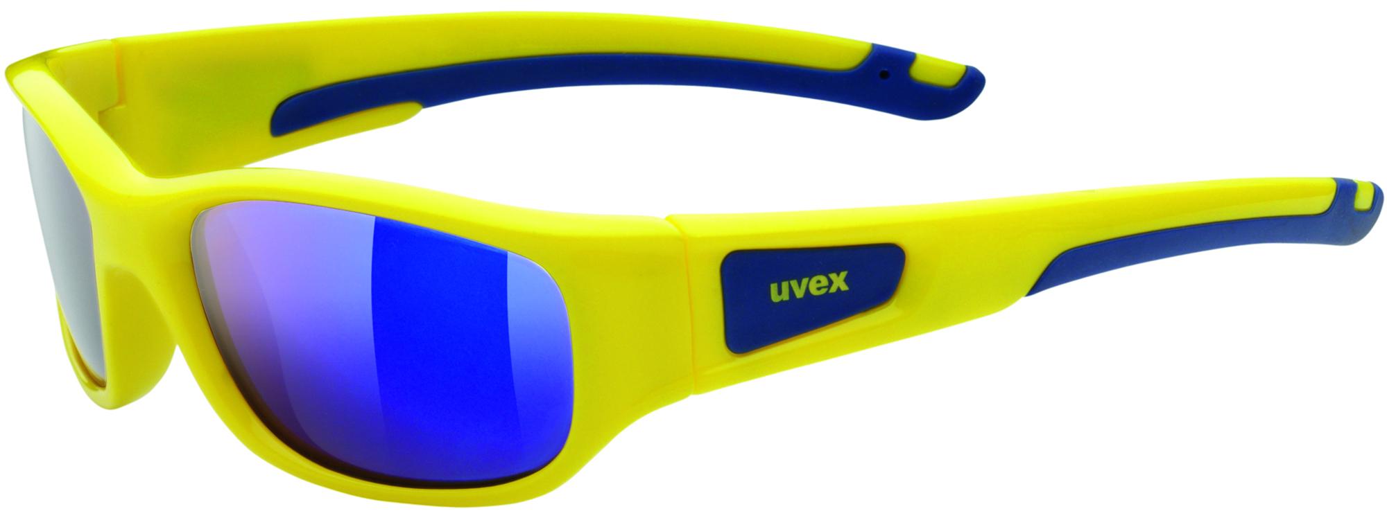 uvex шлем велосипедный uvex i vo c размер 52 56 Uvex Солнцезащитные очки детские Uvex Sportstyle 506