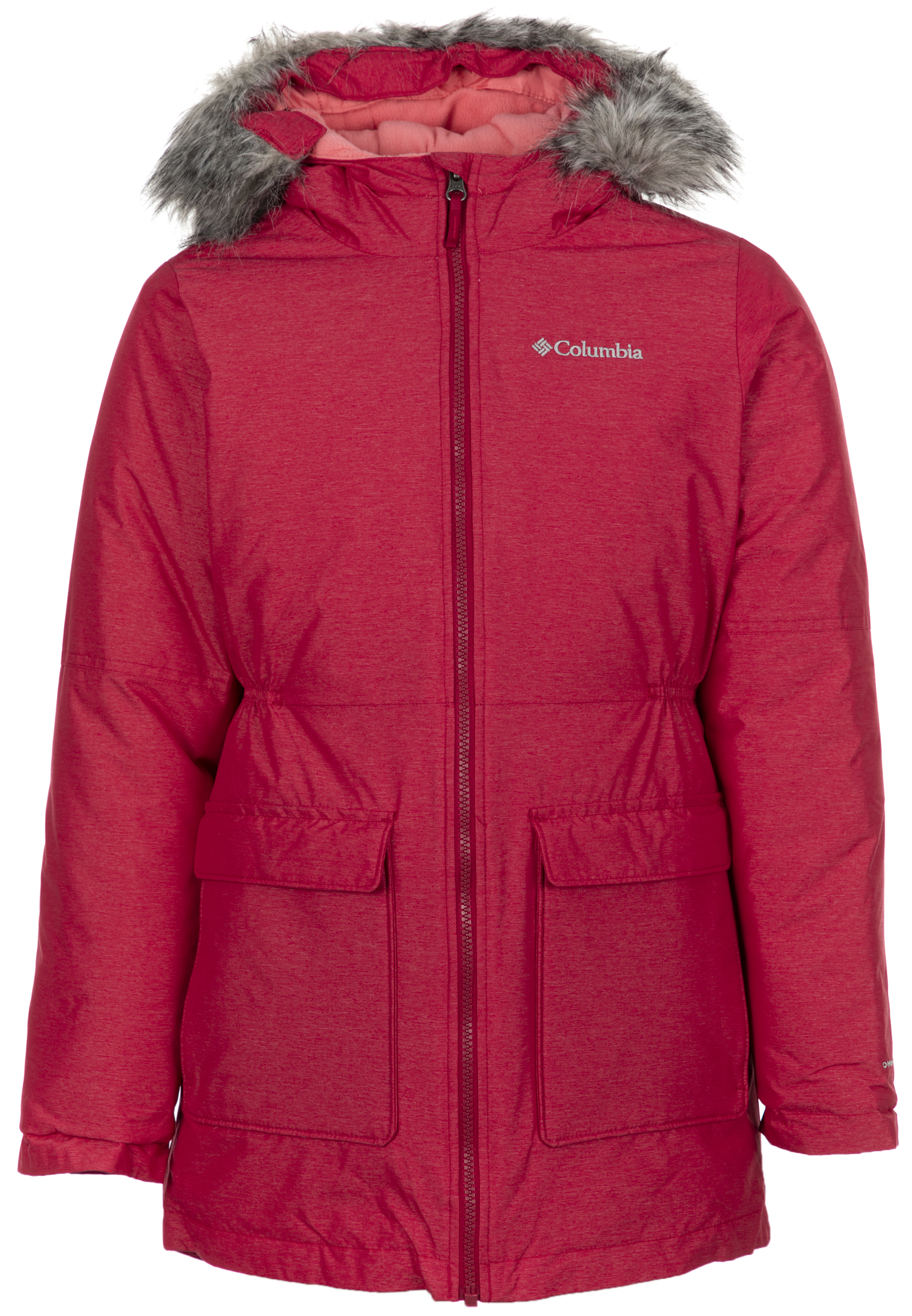 Columbia Куртка утепленная для девочек Columbia Siberian Sky, размер 160-170