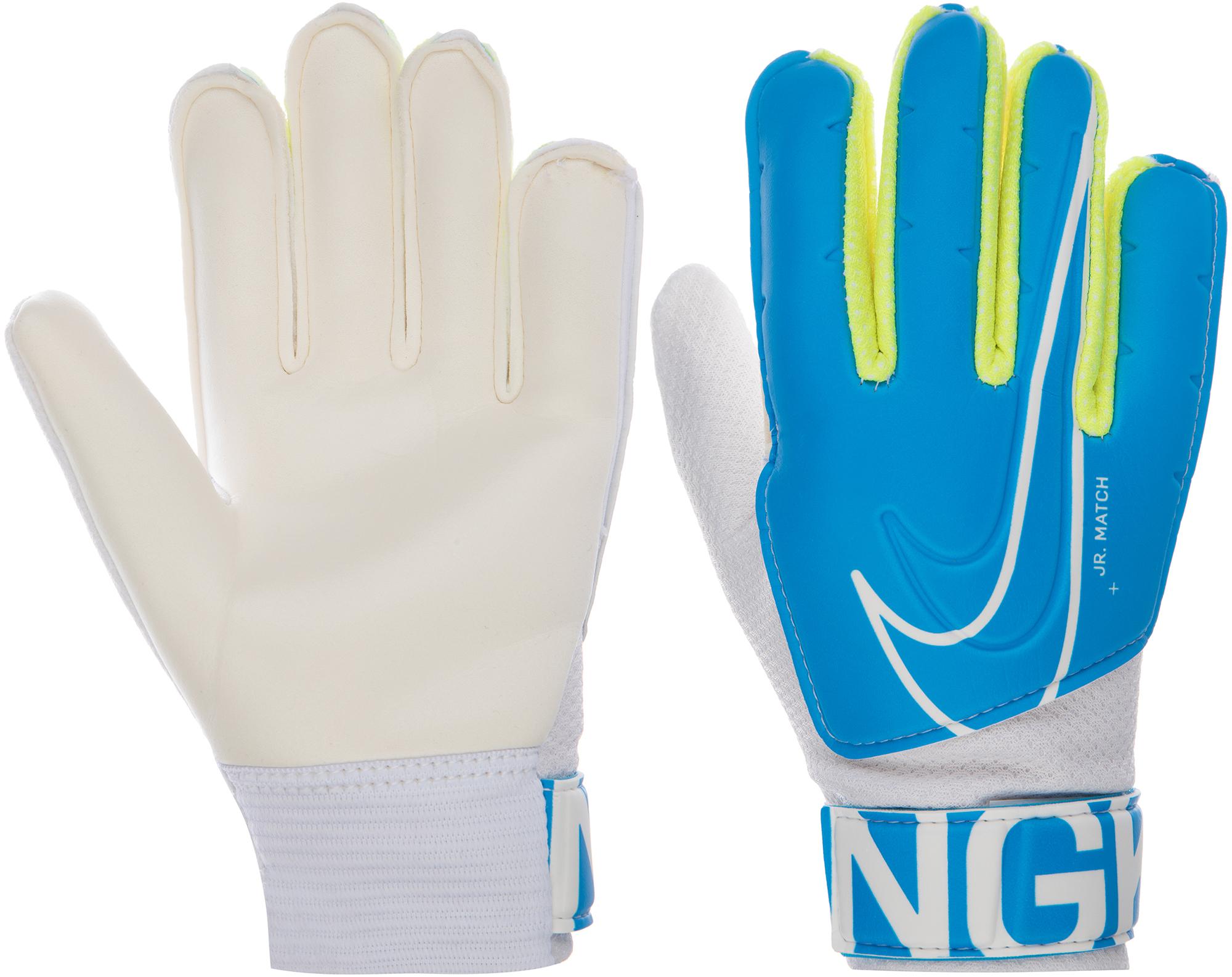 Nike Перчатки вратарские детские Nike, размер 7 nike перчатки мужские nike размер l