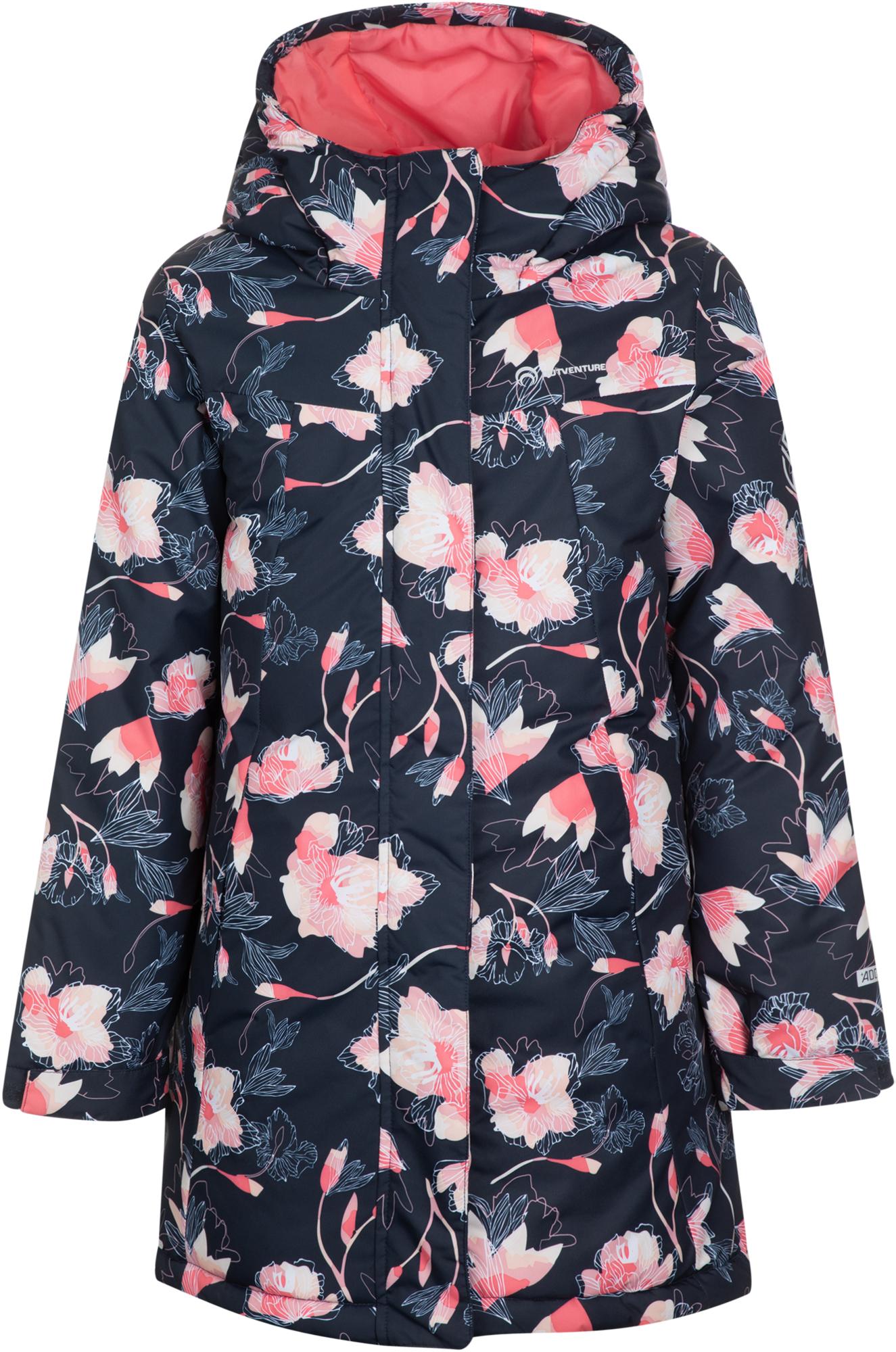 Фото - Outventure Куртка утепленная для девочек Outventure, размер 134 outventure куртка утепленная для девочек outventure размер 134