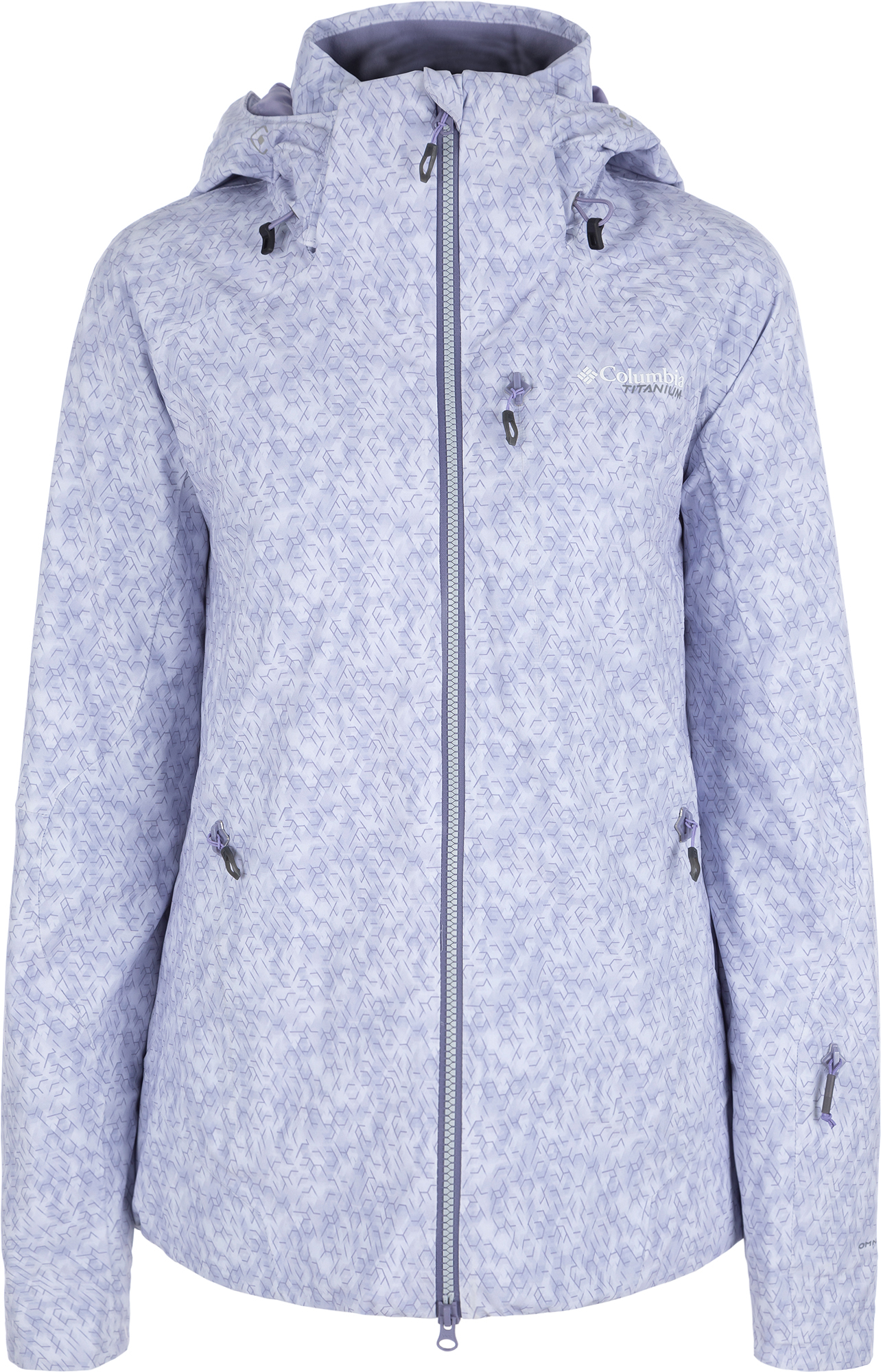 Columbia Куртка утепленная женская Columbia Snow Rival II, размер 46 куртка snow headquarter snow headquarter mp002xm0ygun