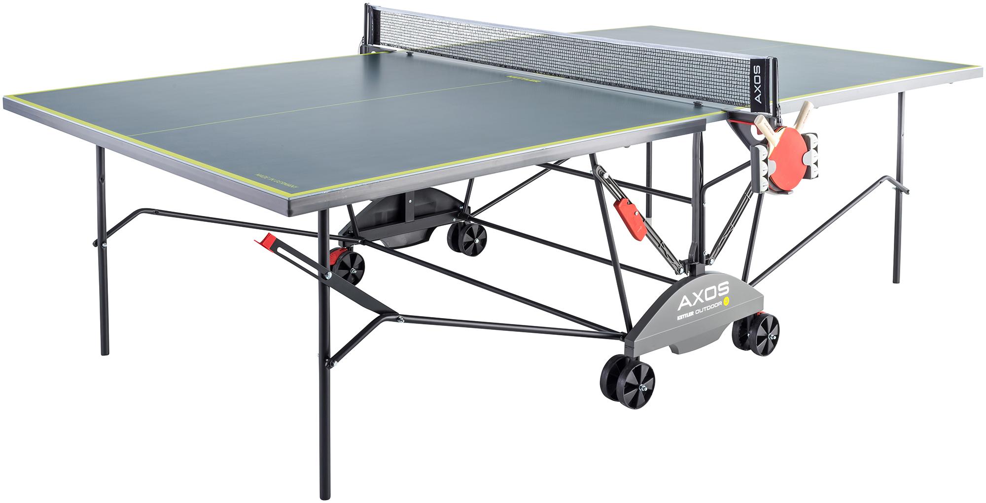 Kettler Теннисный стол всепогодный Kettler Axos Outdoor 3