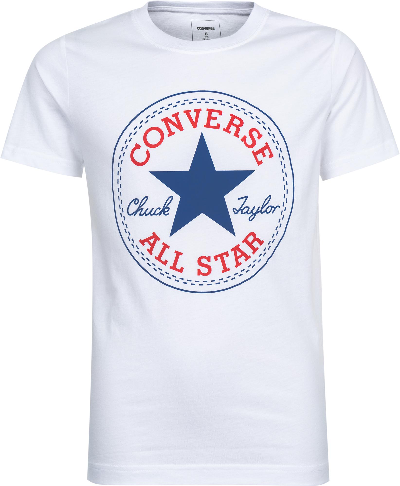 Converse Футболка для мальчиков Converse, размер 164
