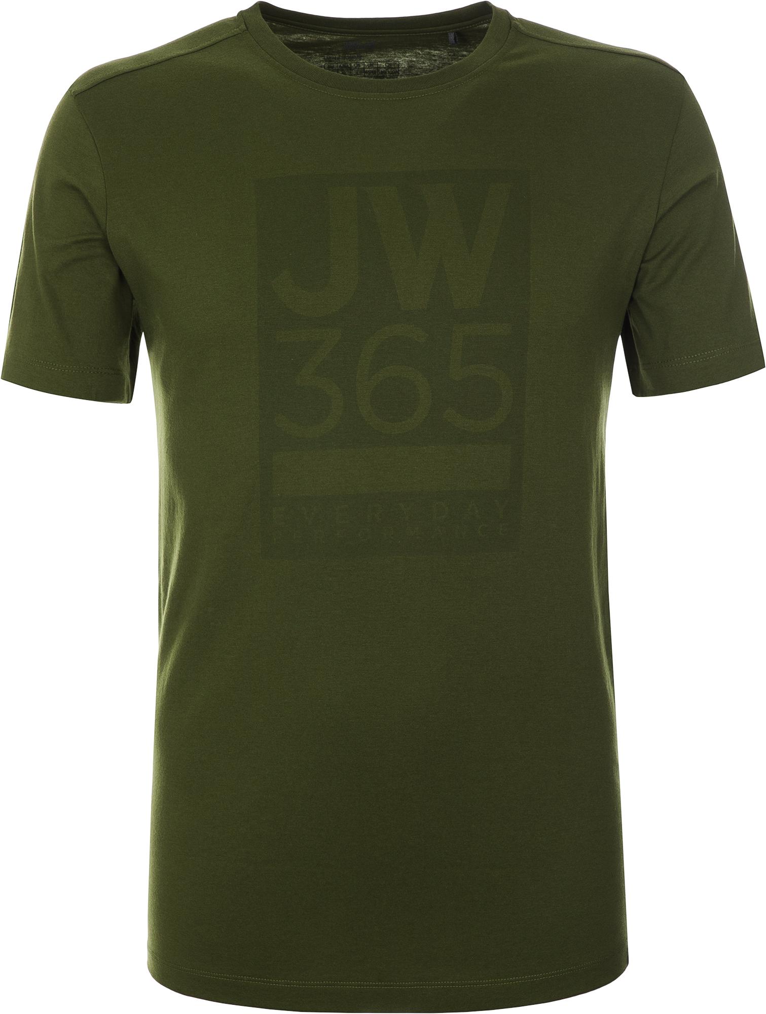 купить JACK WOLFSKIN Футболка мужская JACK WOLFSKIN Wolfskin 365, размер 54-56 по цене 1749 рублей
