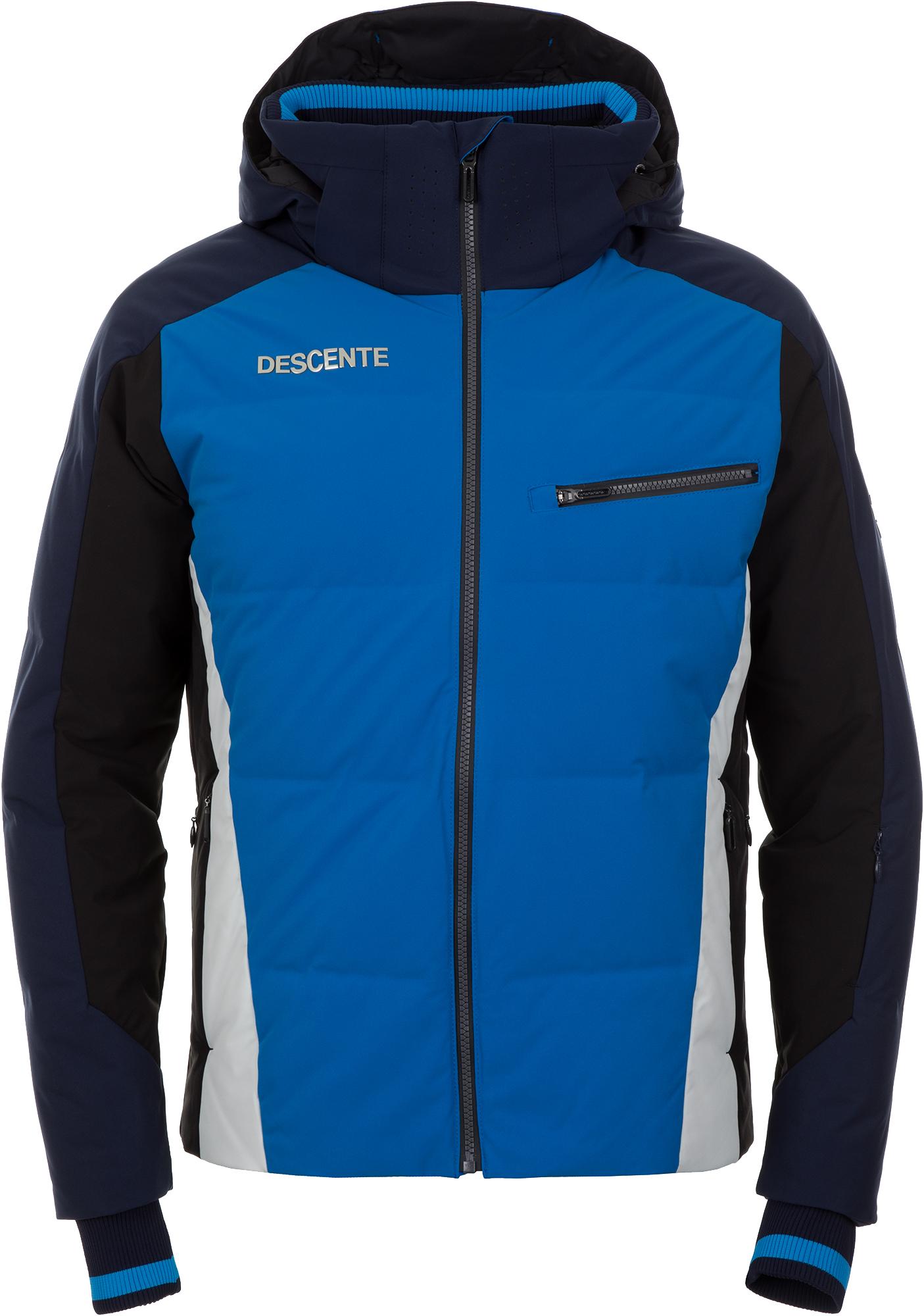 Descente Куртка пуховая мужская Descente Spain, размер 54 куртка мужская geox цвет темно синий m8220kt2447f4386 размер 54