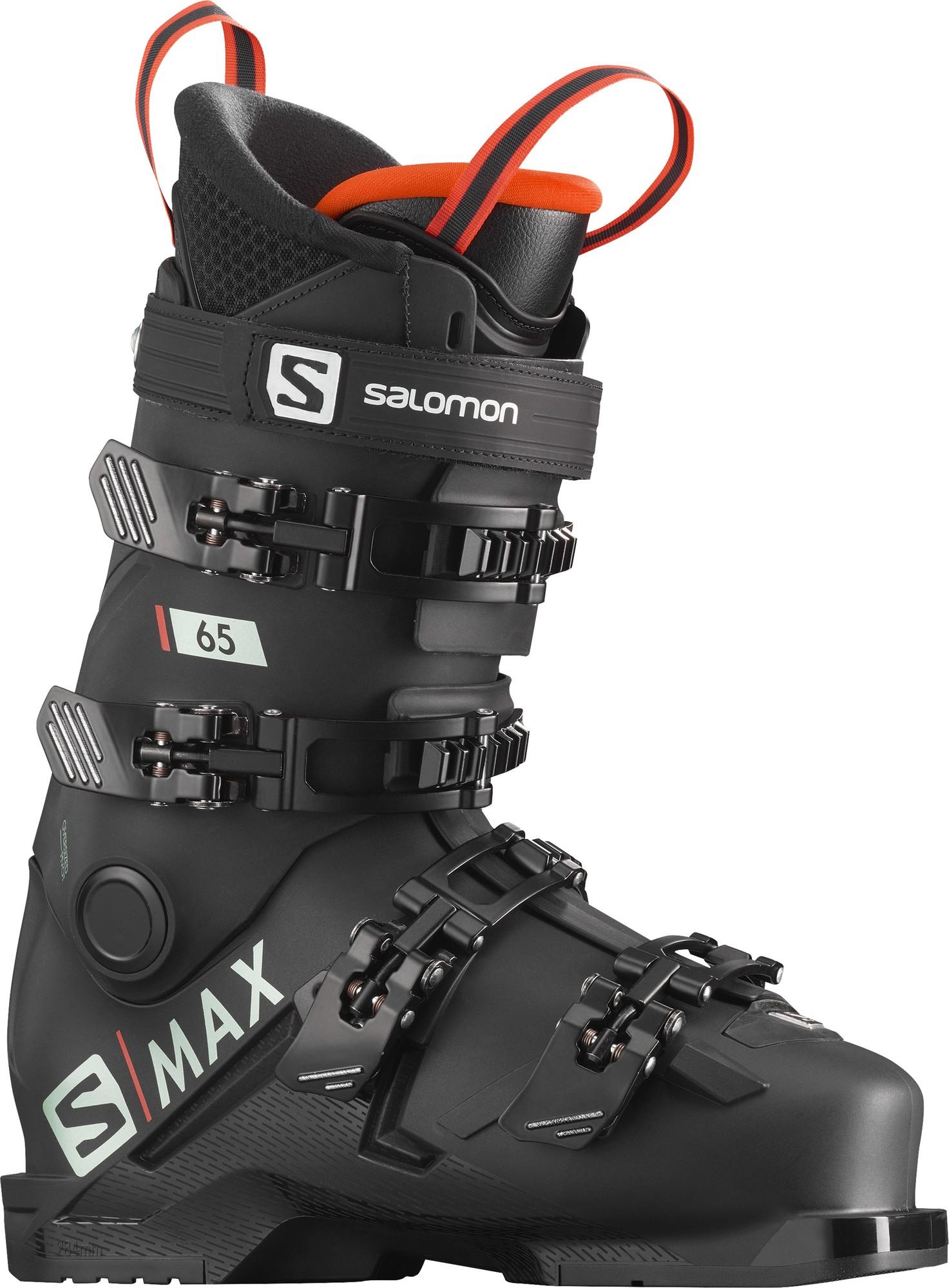Salomon Ботинки горнолыжные детские S/MAX 65, размер 25 см