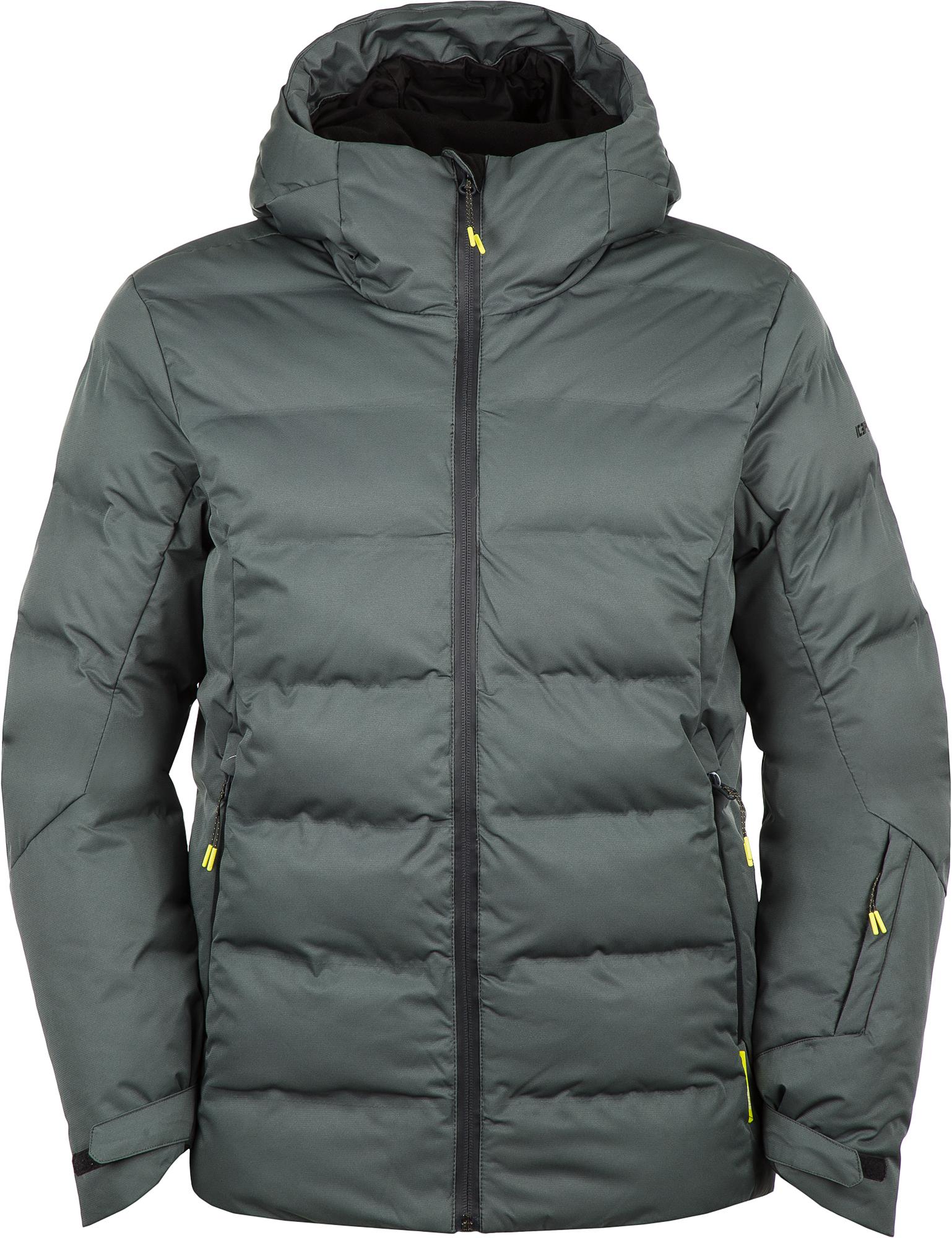 IcePeak Куртка утепленная мужская IcePeak Colden, размер 54 цена 2017