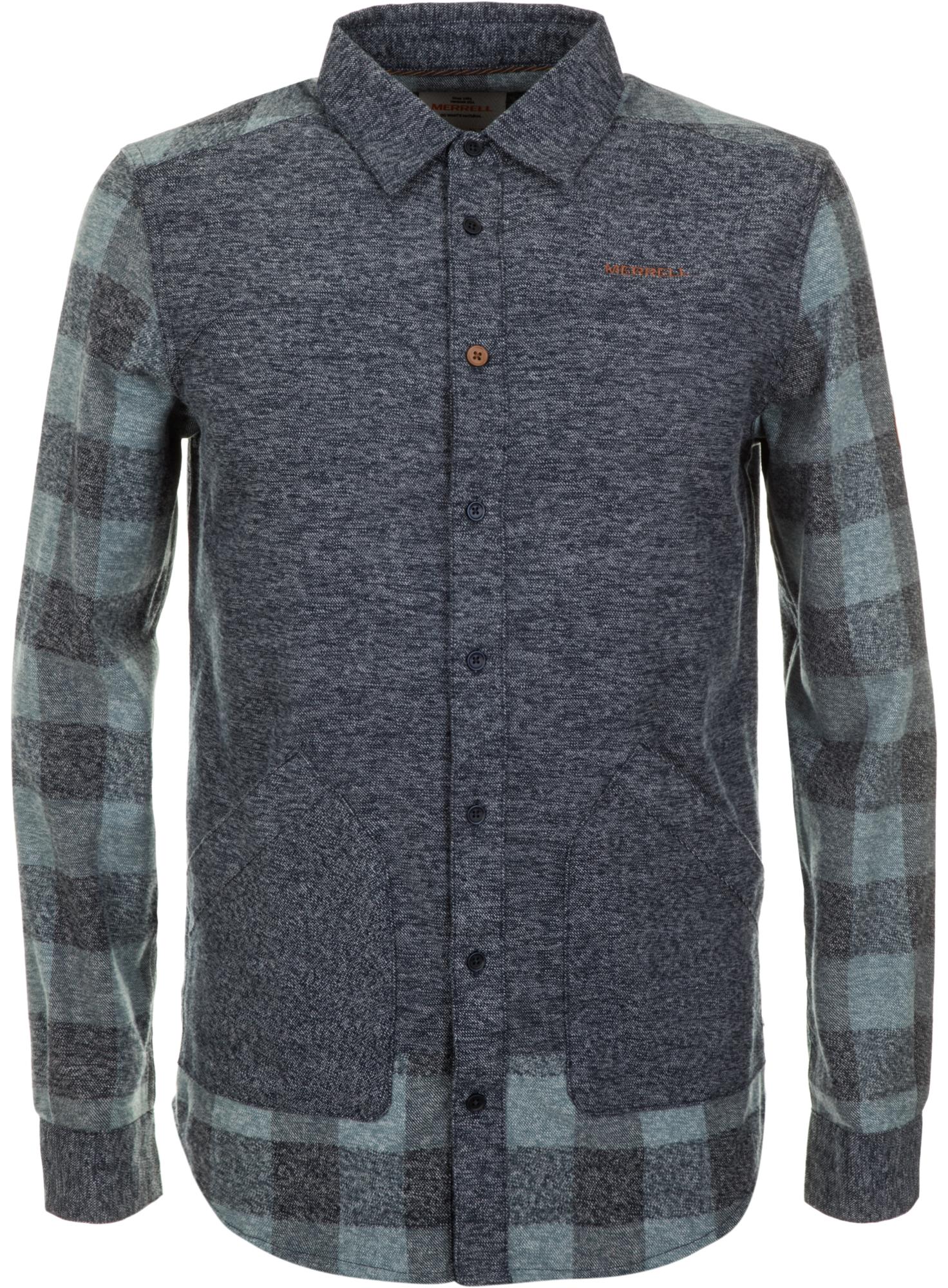 Merrell Рубашка мужская Merrell, размер 54 стоимость